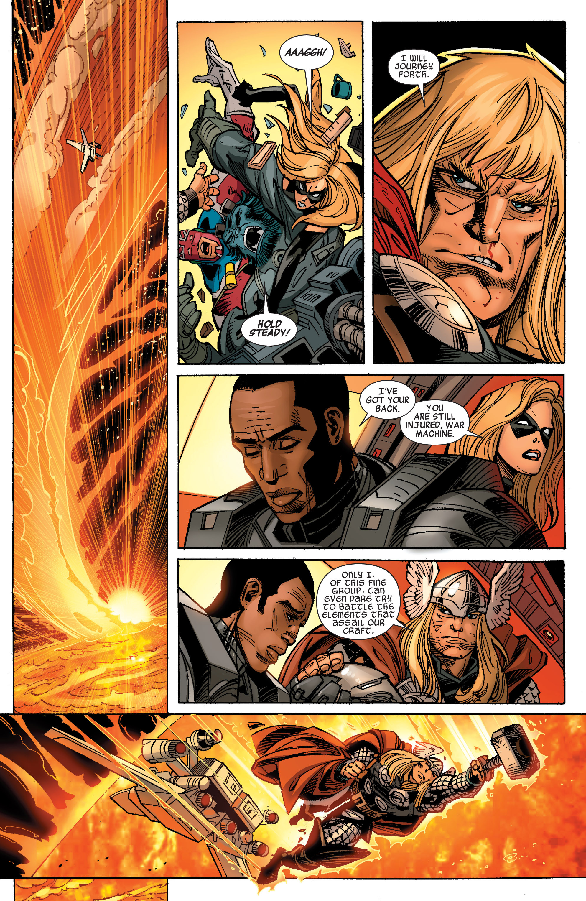 Read online Avengers (2010) comic -  Issue #27 - 10