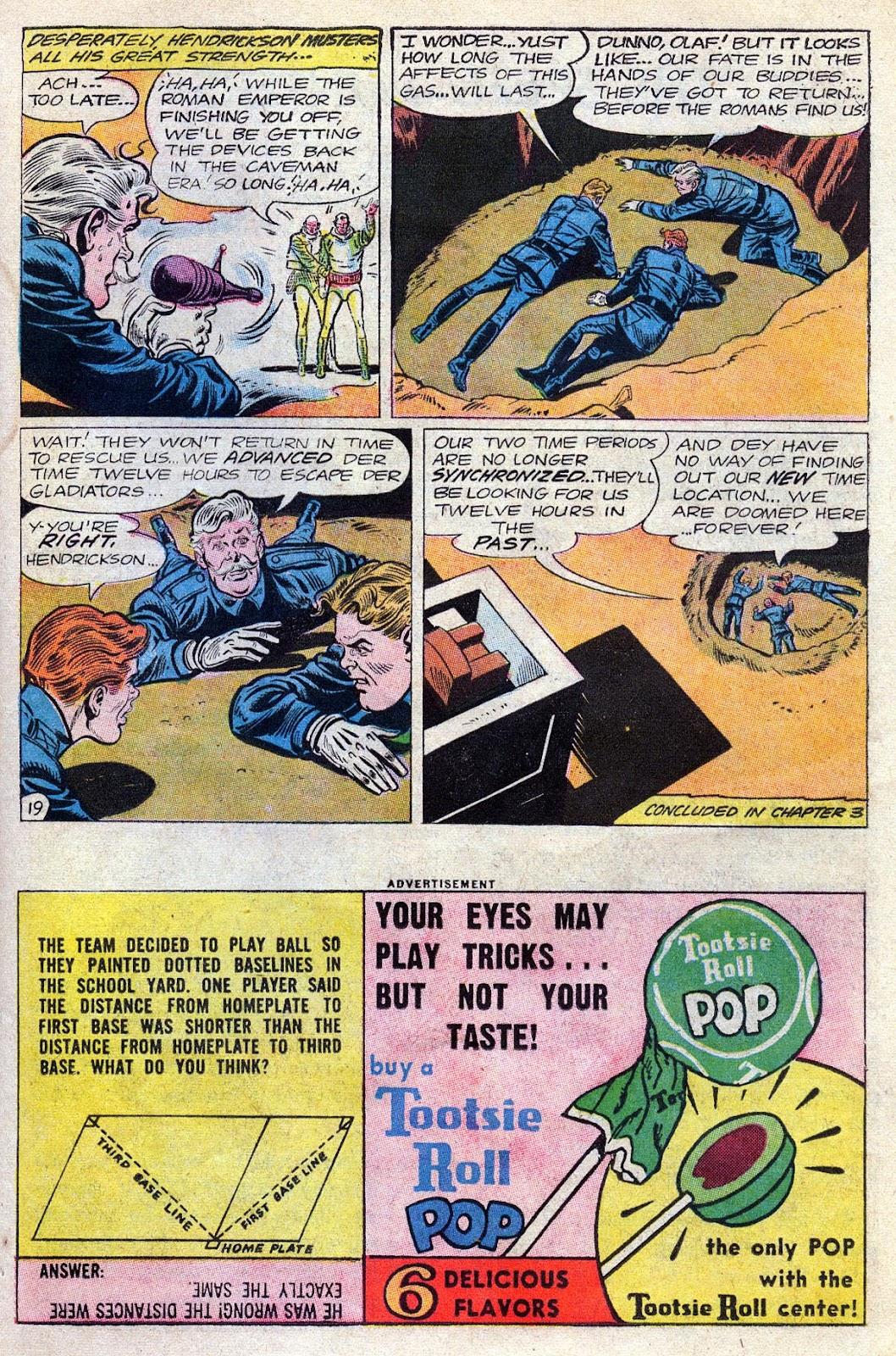 Blackhawk (1957) Issue #189 #82 - English 23