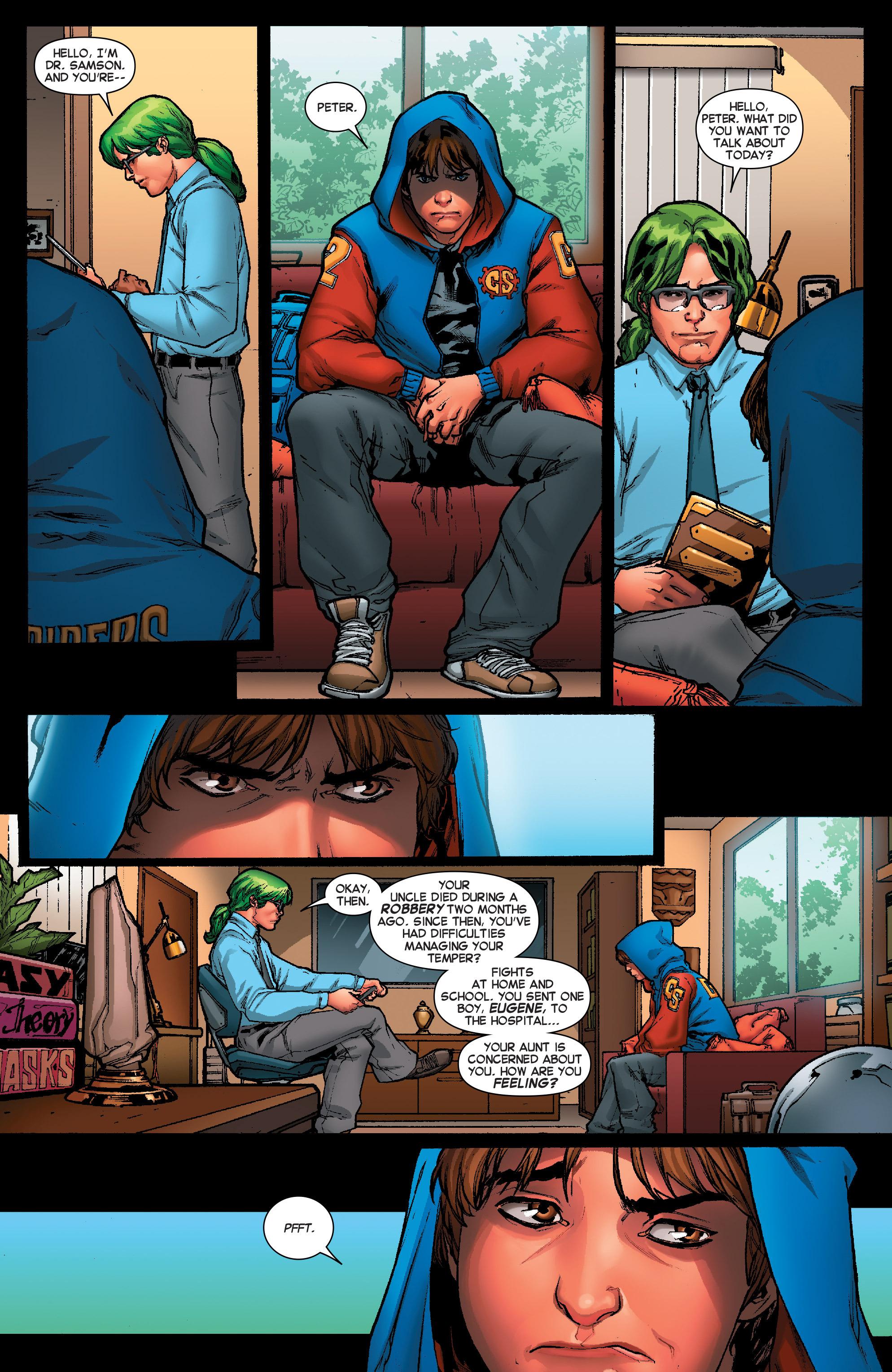 Read online Secret Wars Journal comic -  Issue #3 - 16