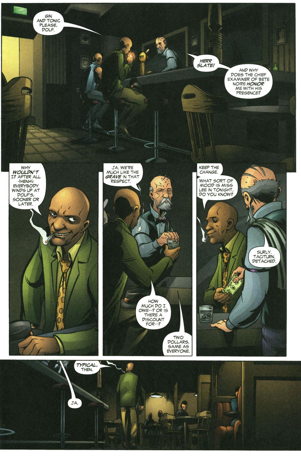 Read online Fallen Angel (2003) comic -  Issue #14 - 6