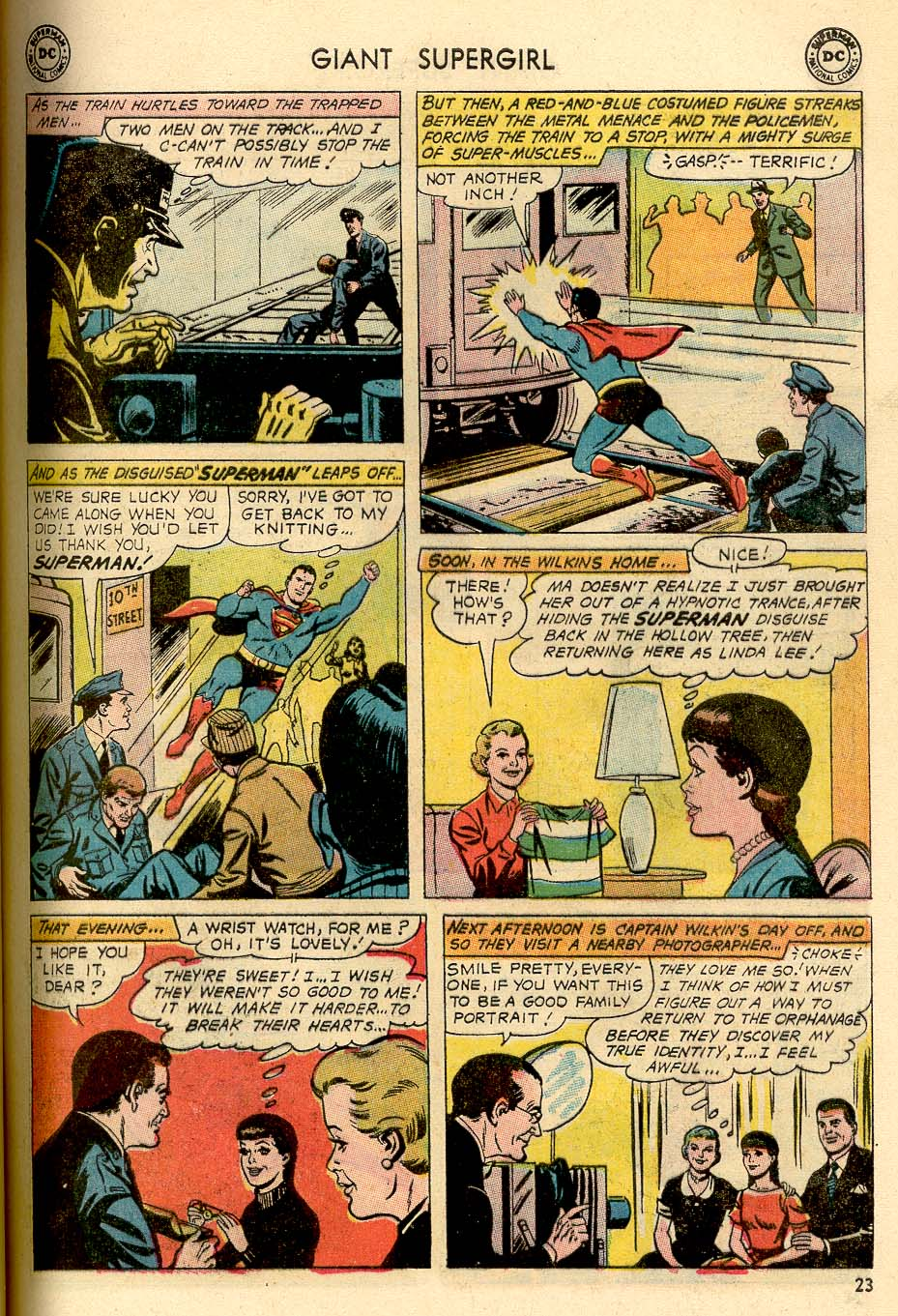 Action Comics (1938) 347 Page 24