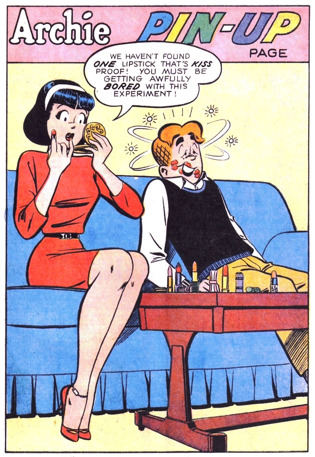 Read online Archie (1960) comic -  Issue #151 - 11