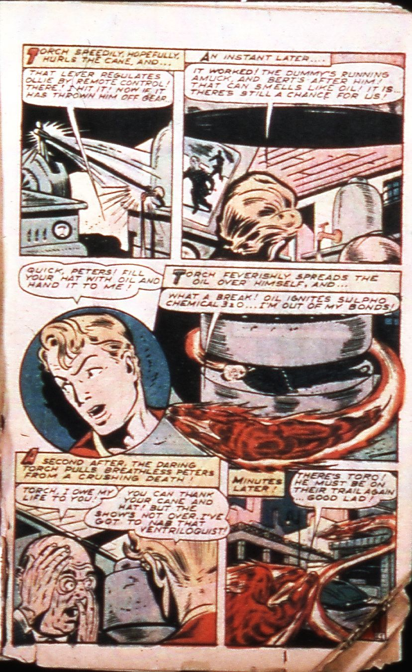 Marvel Mystery Comics (1939) issue 75 - Page 14