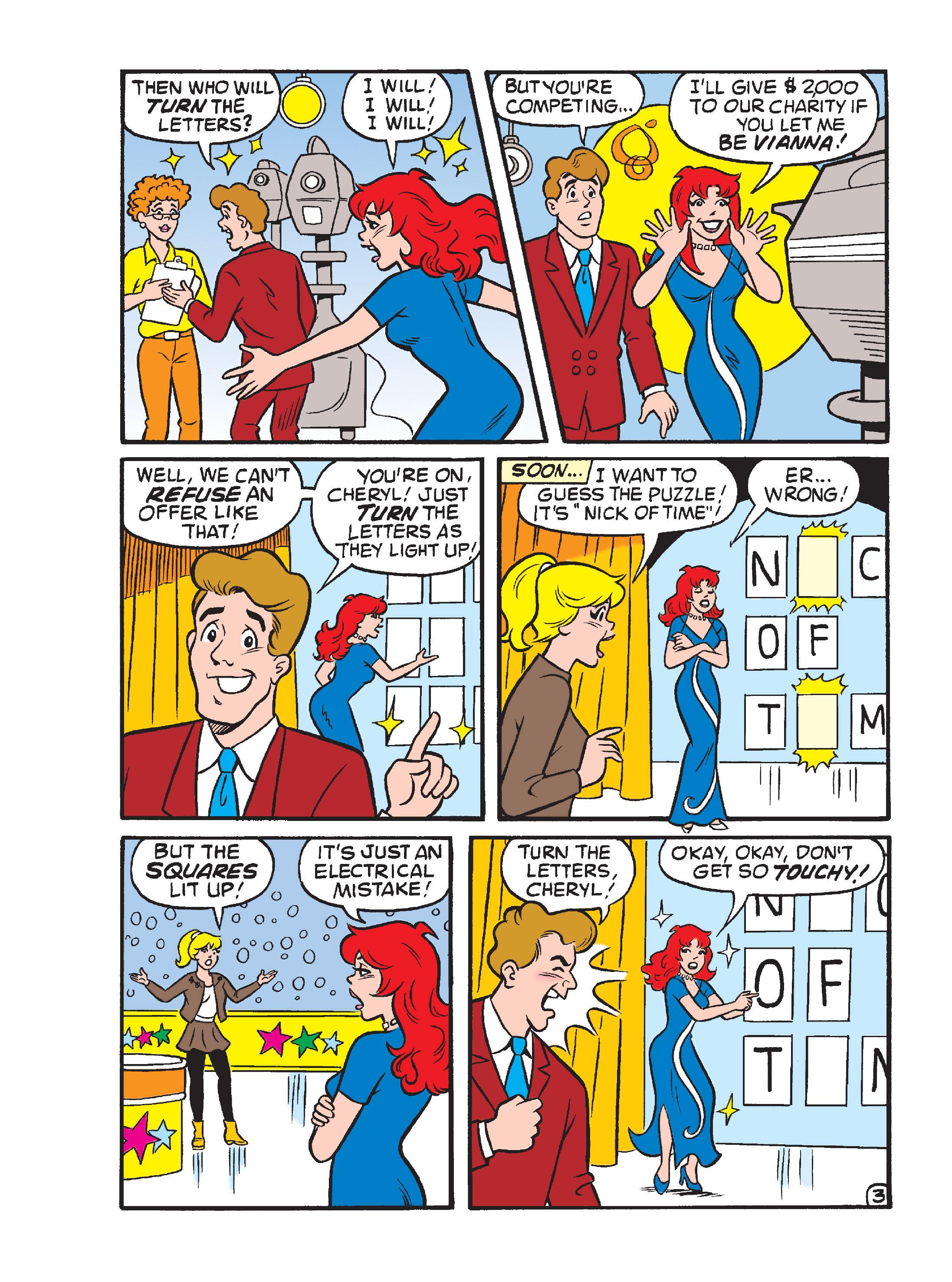 Read online Archie 1000 Page Comics Blowout! comic -  Issue # TPB (Part 3) - 64