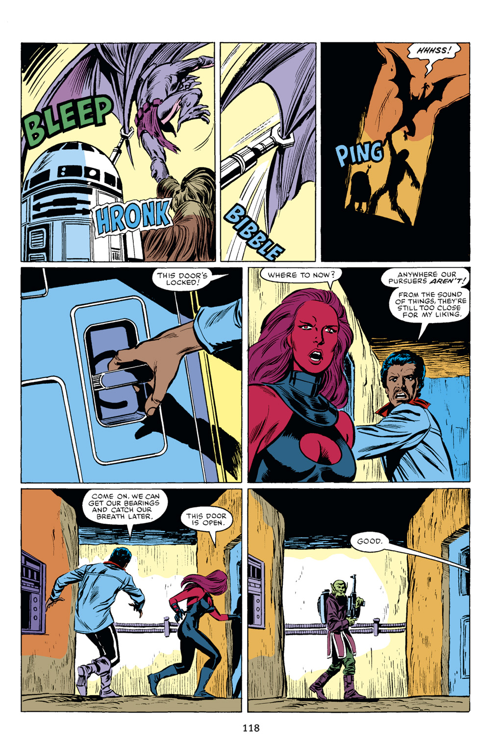 Read online Star Wars Omnibus comic -  Issue # Vol. 18 - 109