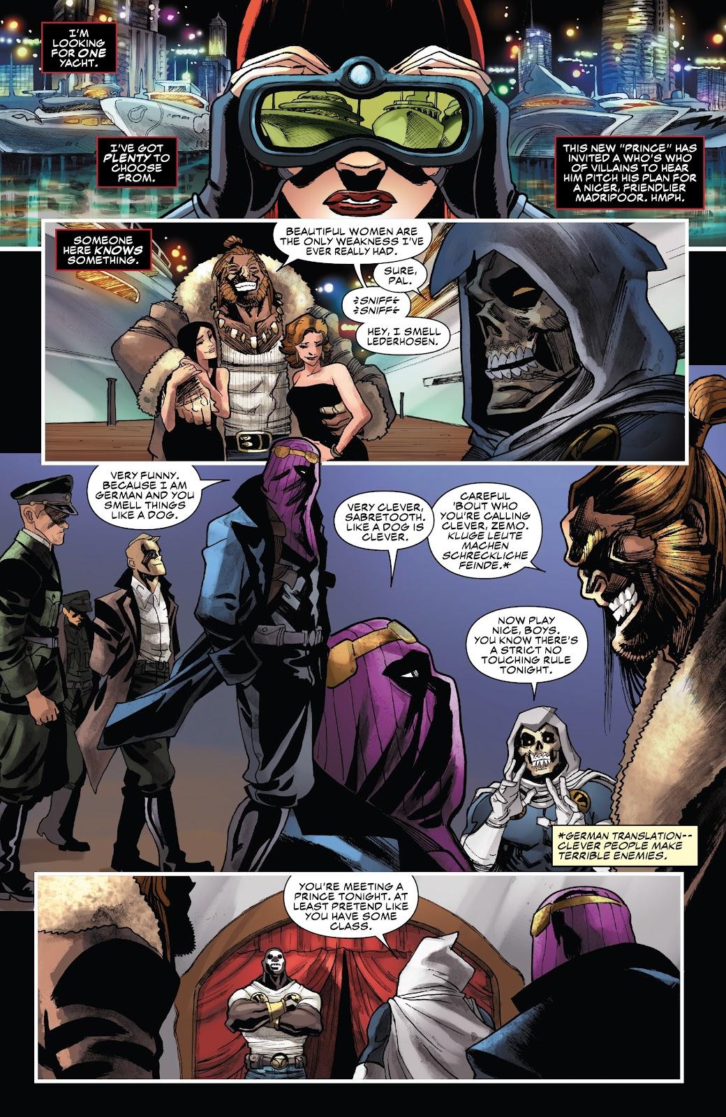 Read online Black Widow (2019) comic -  Issue #2 - 20