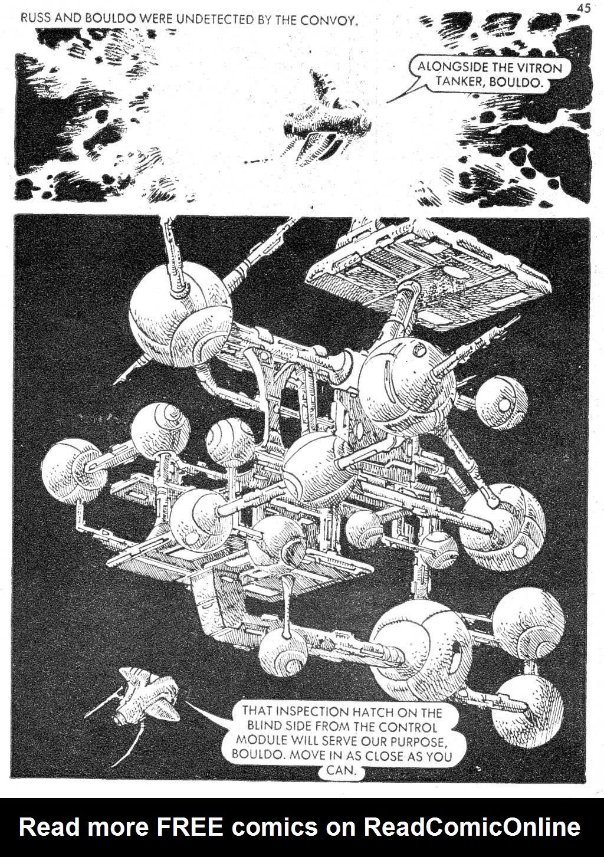Starblazer issue 87 - Page 45