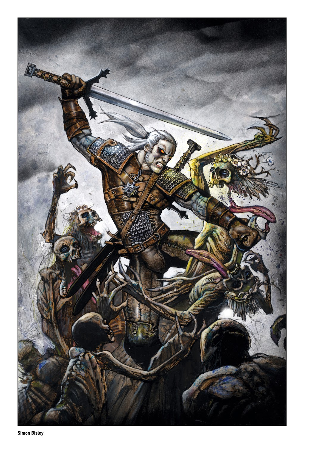 Read online The Witcher Omnibus comic -  Issue # TPB (Part 5) - 21