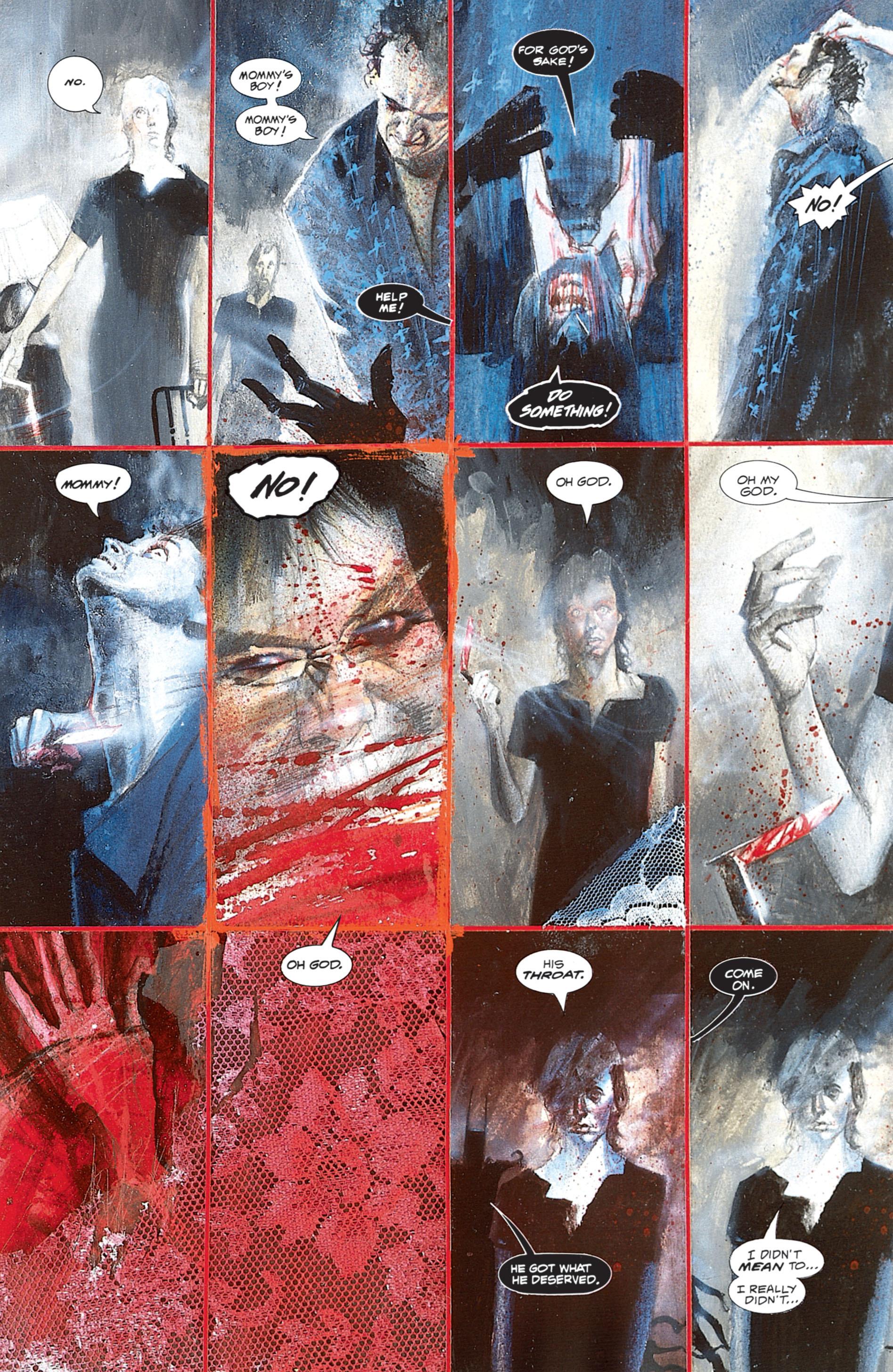 Read online Arkham Asylum comic -  Issue #Arkham Asylum Full - 98