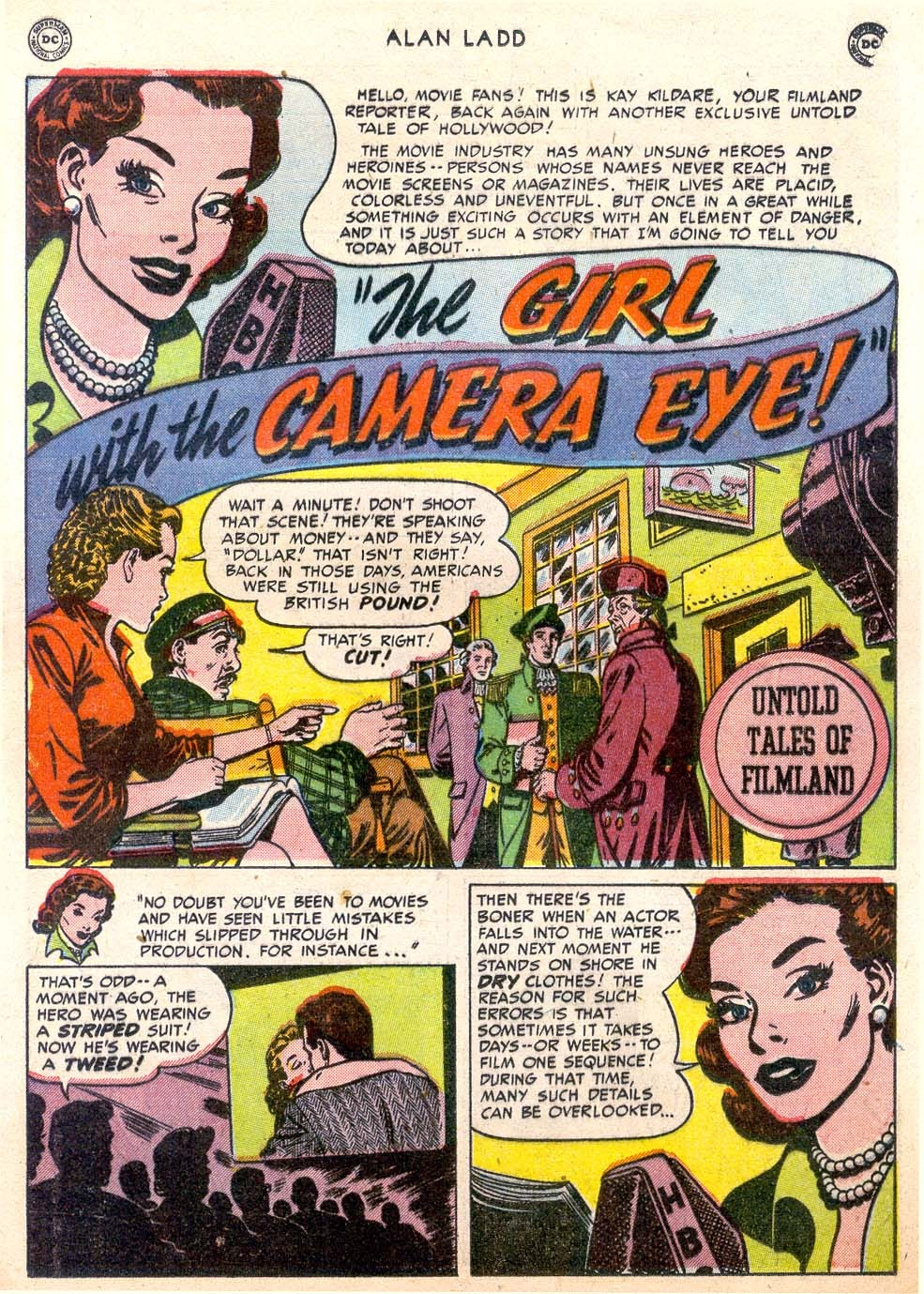 Adventures of Alan Ladd issue 4 - Page 31