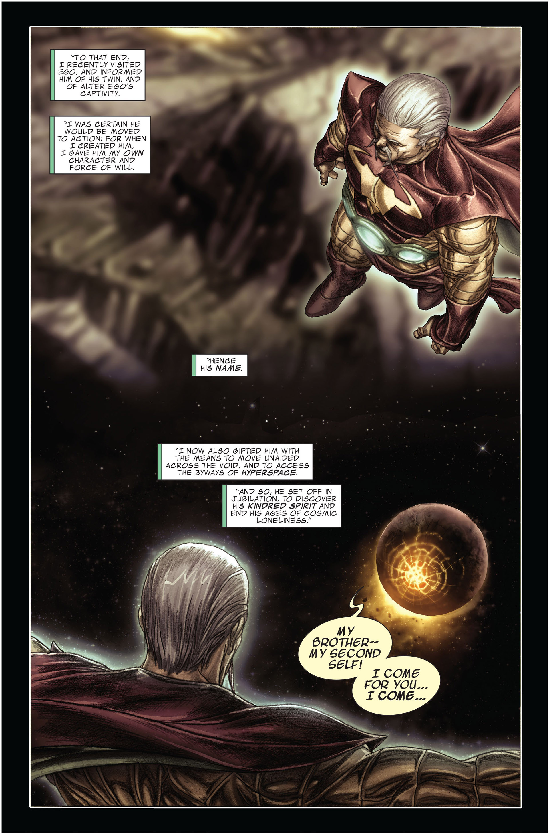 Read online Astonishing Thor comic -  Issue #3 - 13