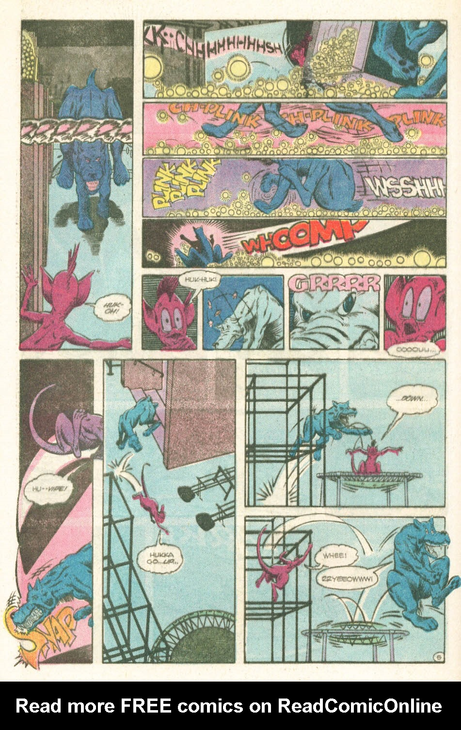 Read online Atari Force (1984) comic -  Issue #18 - 26