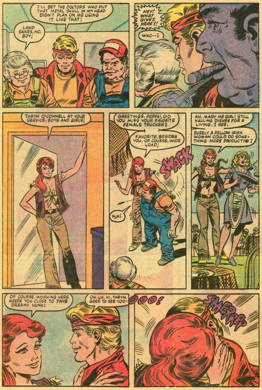 Read online U.S. 1 comic -  Issue #2 - 11