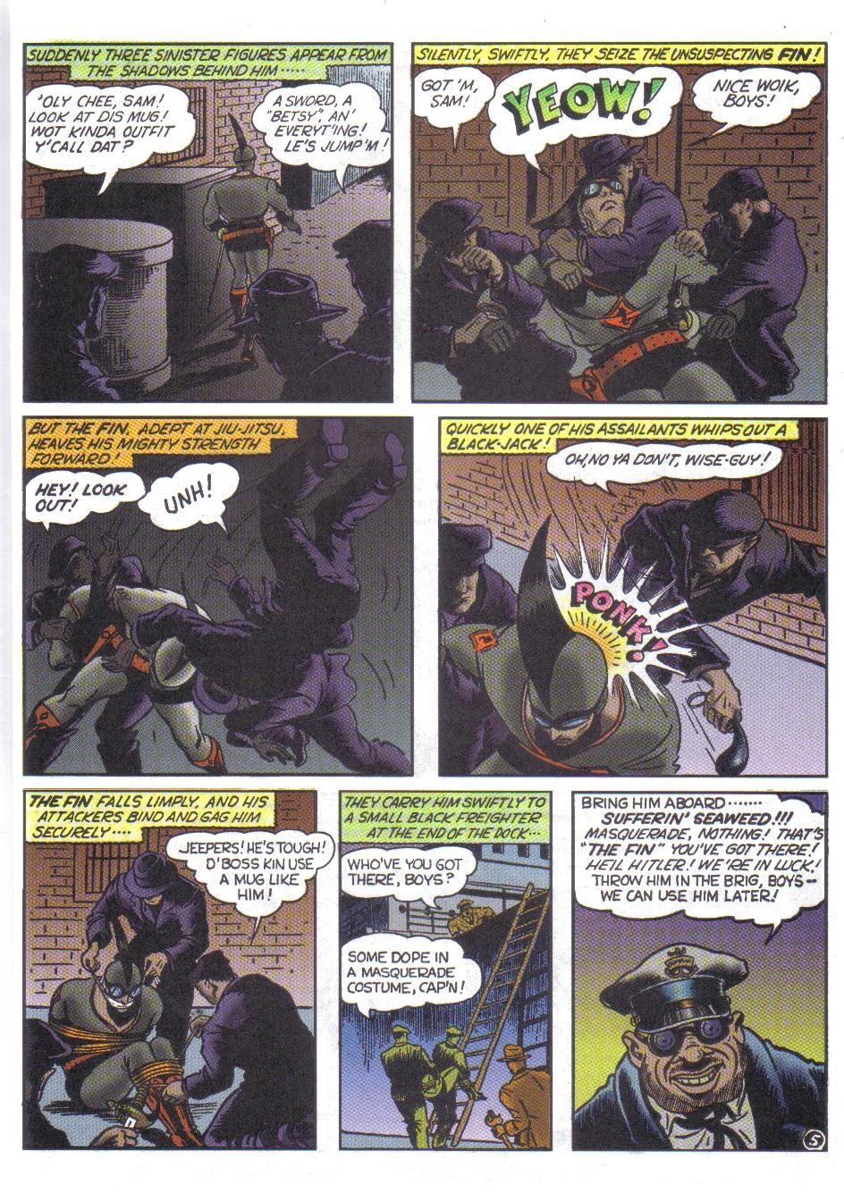 Read online Comedy Comics (1942) comic -  Issue #9 - 14