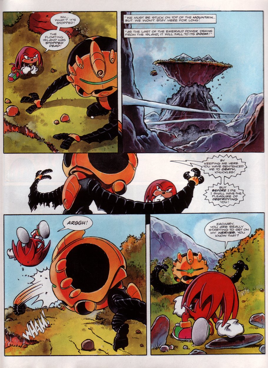 Read online Sonic the Comic comic -  Issue #68 - 20