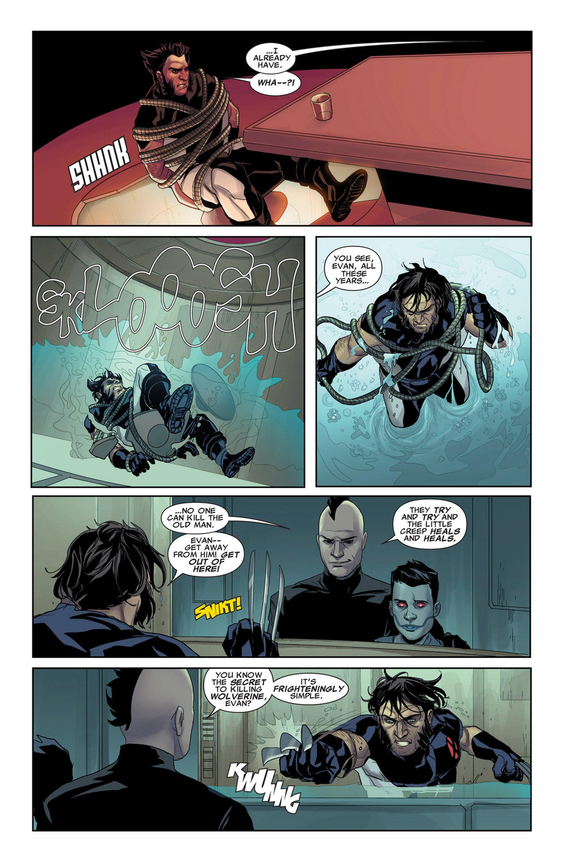 Uncanny X-Force (2010) #33 #35 - English 23