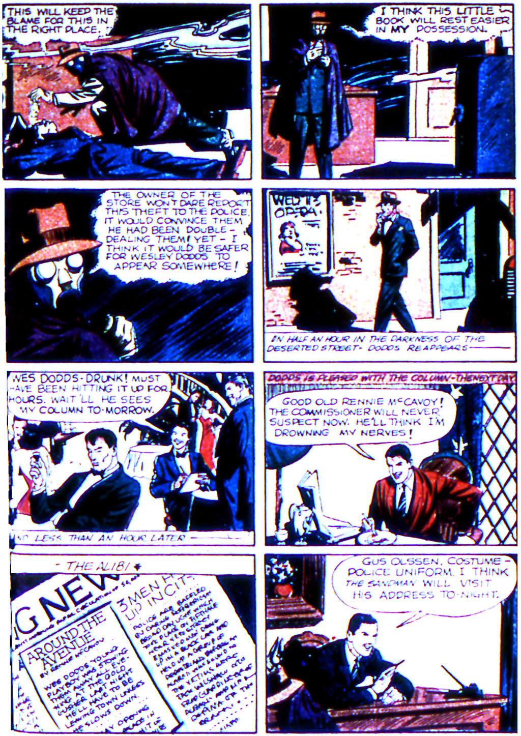 Read online Adventure Comics (1938) comic -  Issue #44 - 7