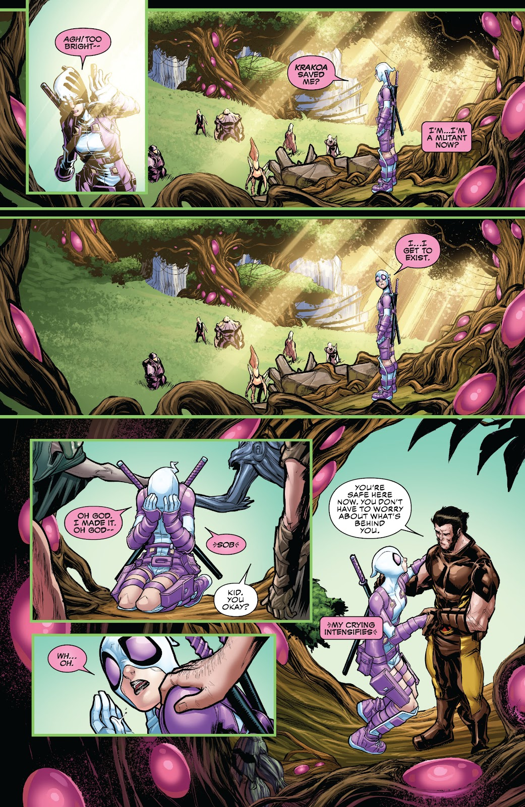 Gwenpool Strikes Back issue _TPB - Page 105
