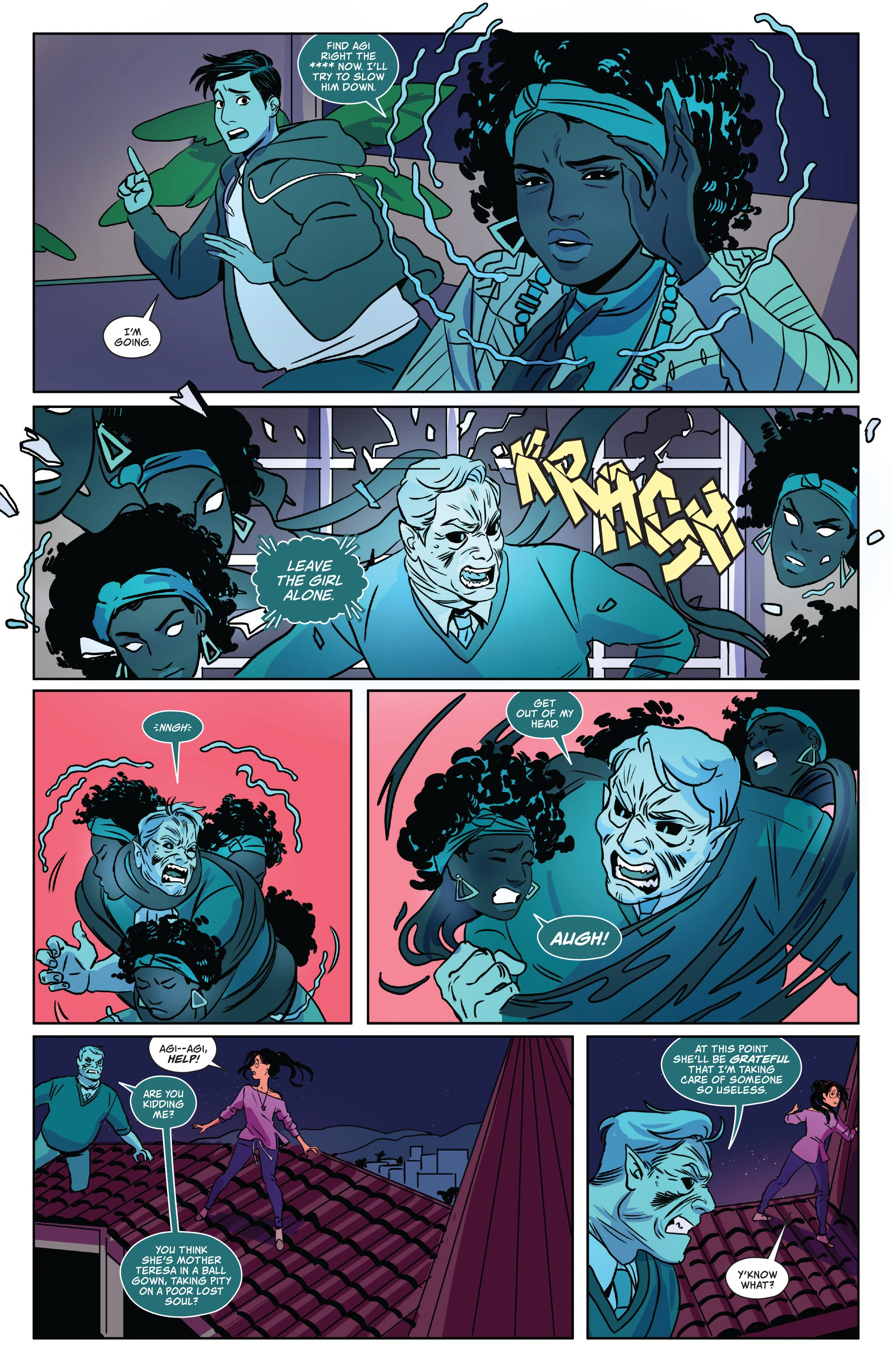 Ghosted in L.A. 4 Page 11
