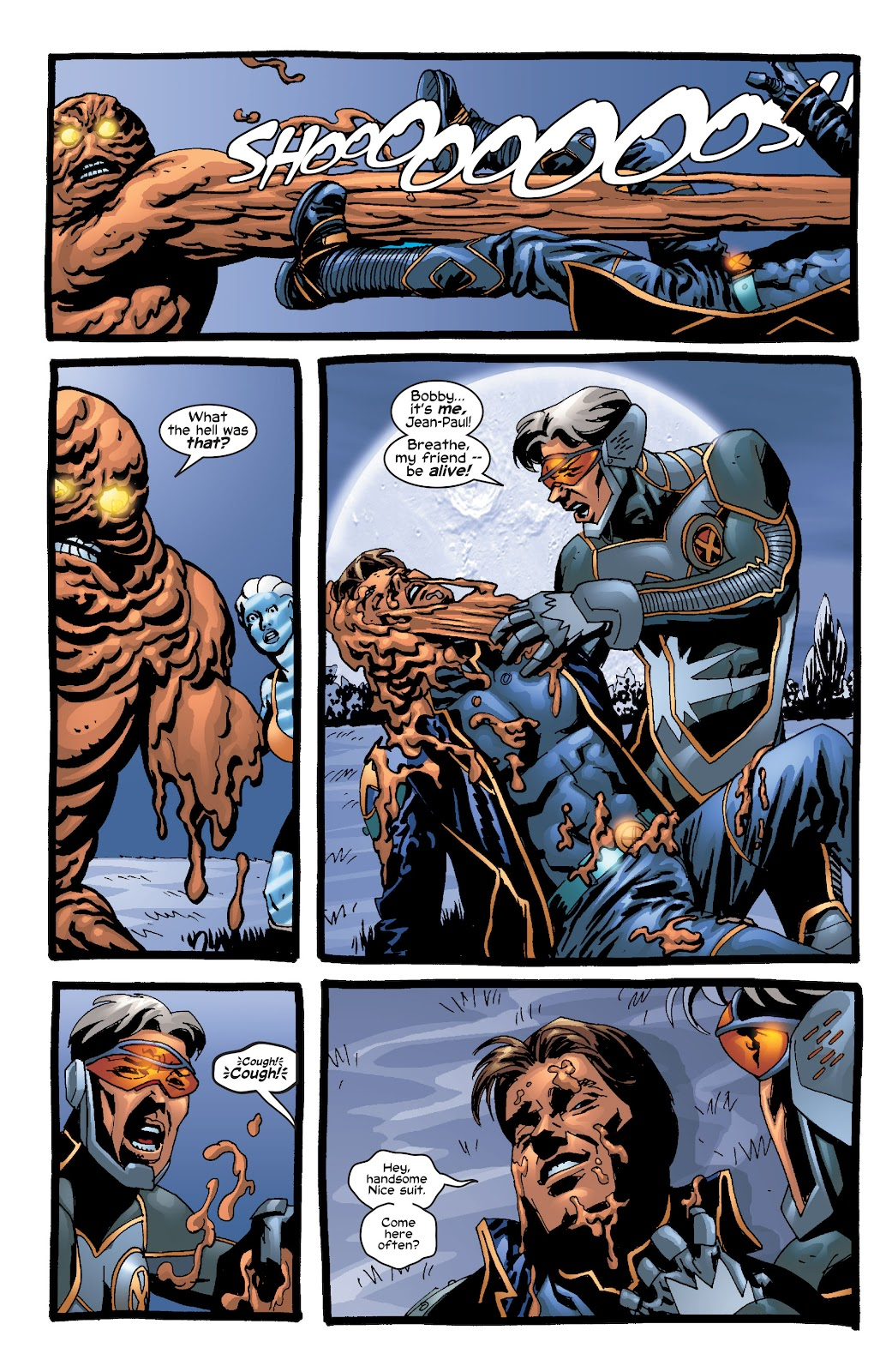 Read online X-Men: Unstoppable comic -  Issue # TPB (Part 2) - 42