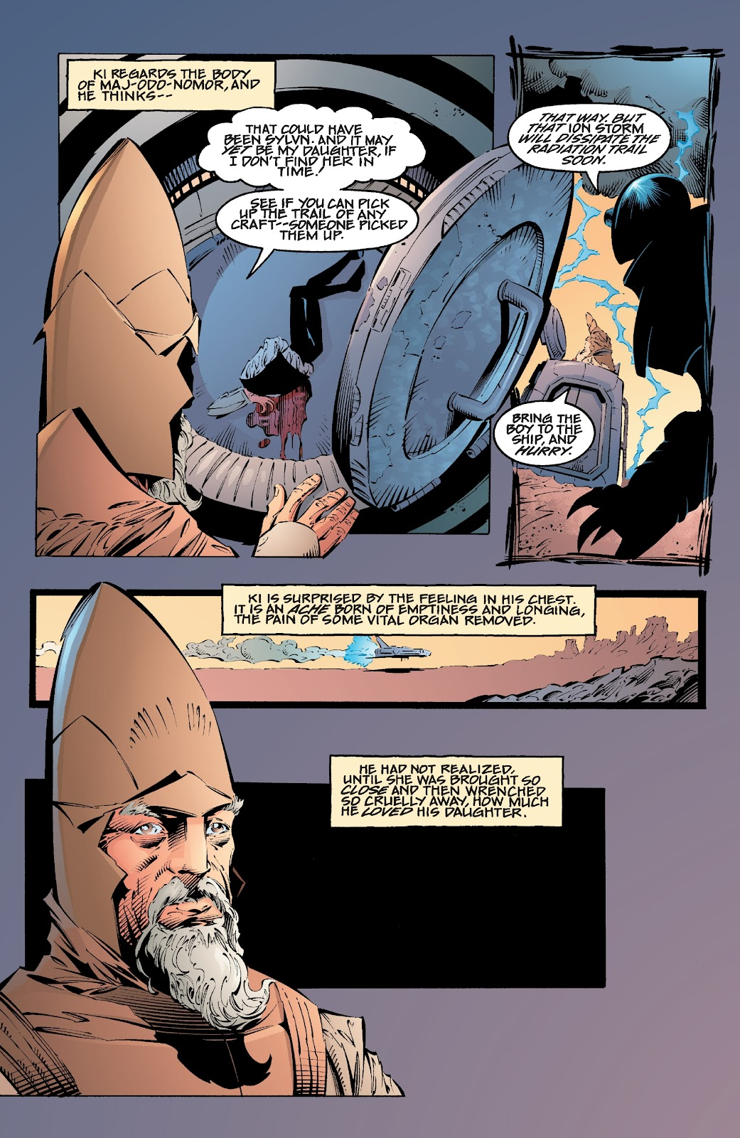 Read online Star Wars Legends: Rise of the Sith - Epic Collection comic -  Issue # TPB 2 (Part 2) - 5