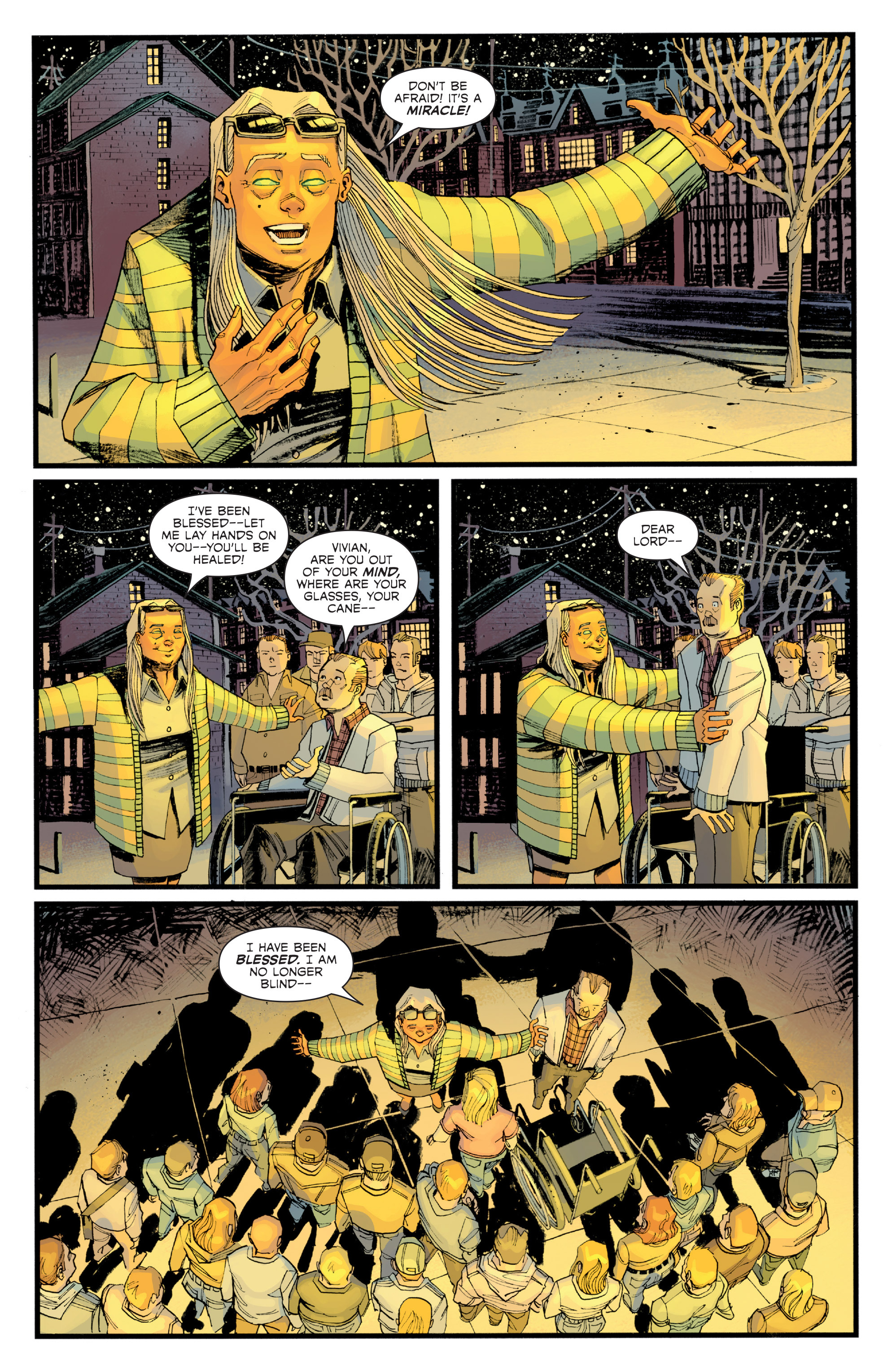 Read online Sleepy Hollow (2014) comic -  Issue #1 - 13