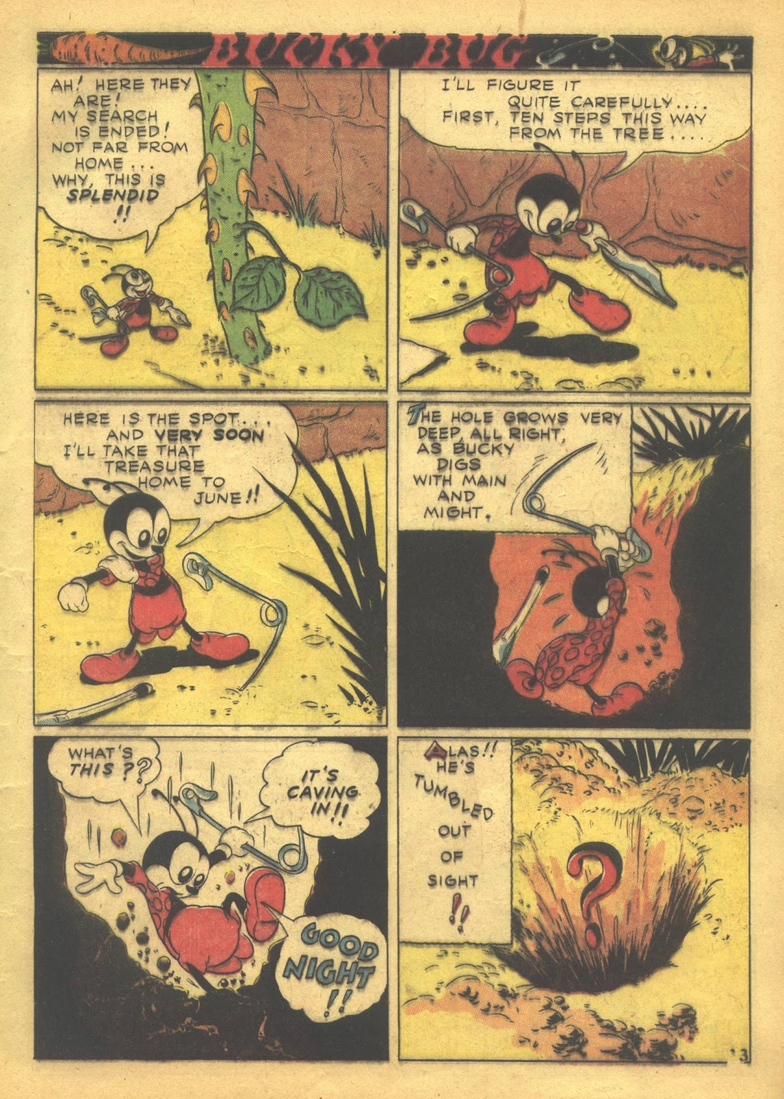 Walt Disney's Comics and Stories issue 41 - Page 15