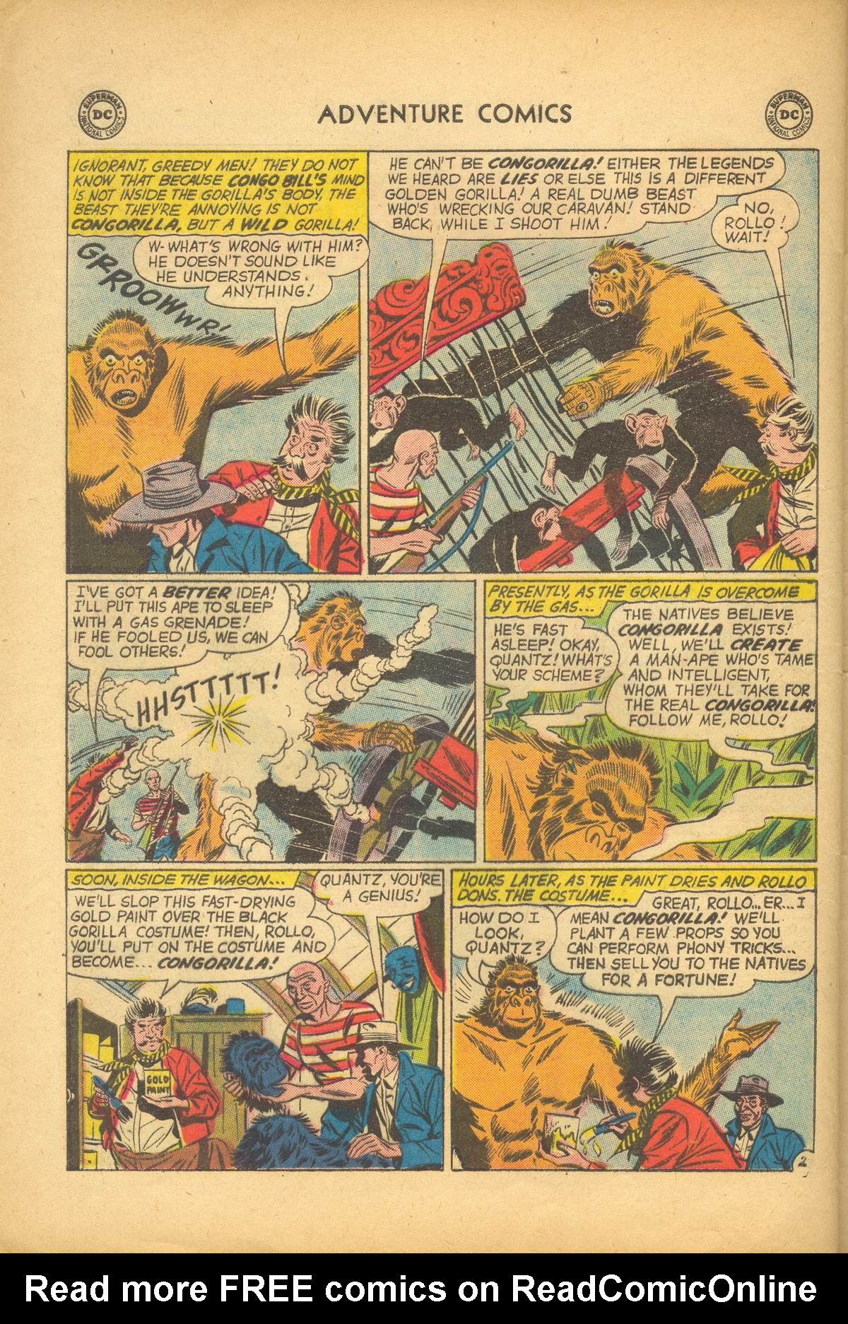 Read online Adventure Comics (1938) comic -  Issue #273 - 28