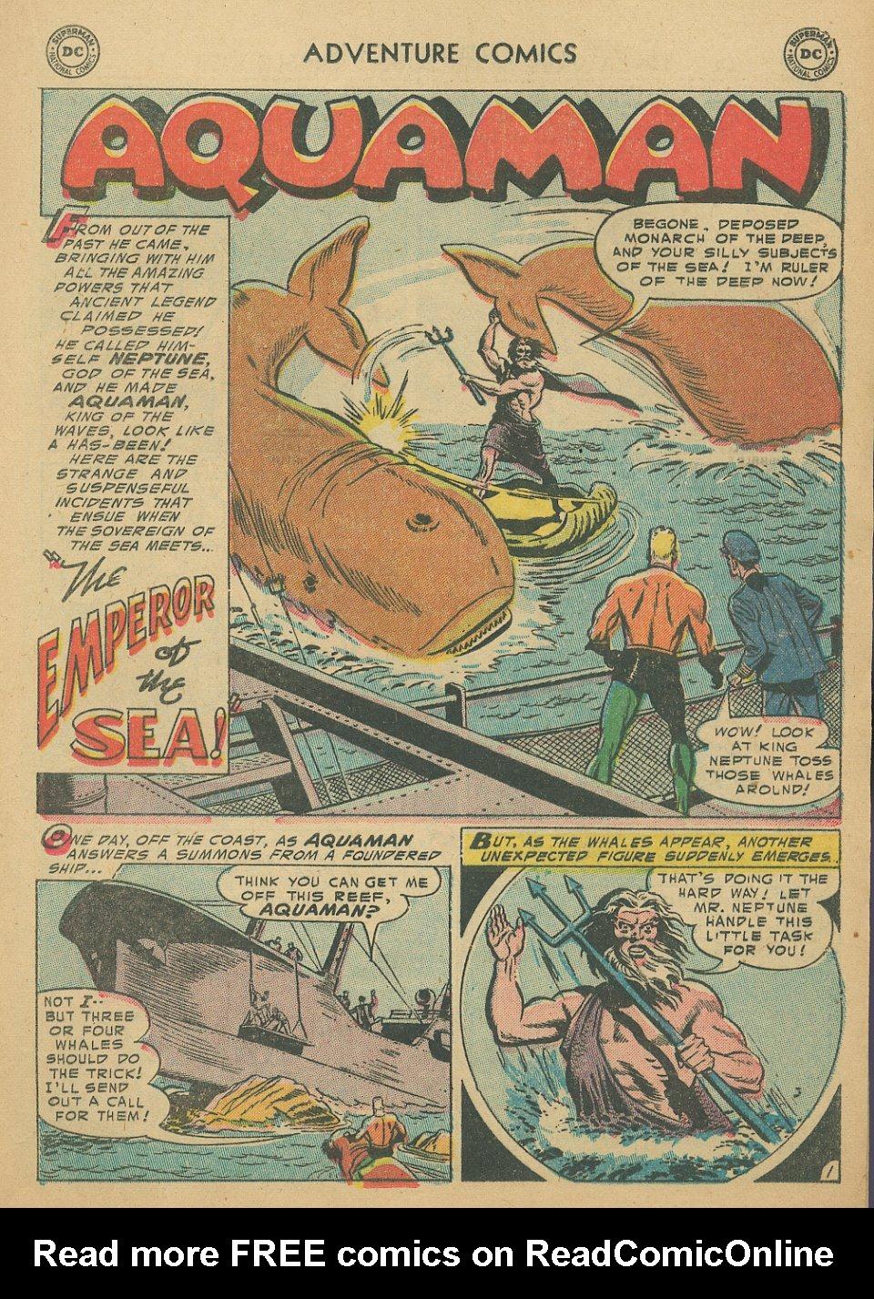 Read online Adventure Comics (1938) comic -  Issue #205 - 18