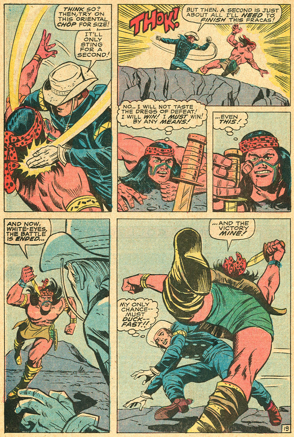 The Rawhide Kid (1955) issue 74 - Page 28