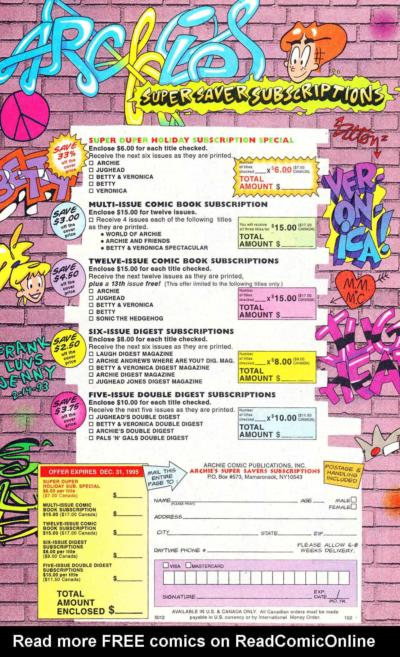 Read online Hanna-Barbera Presents comic -  Issue #2 - 34