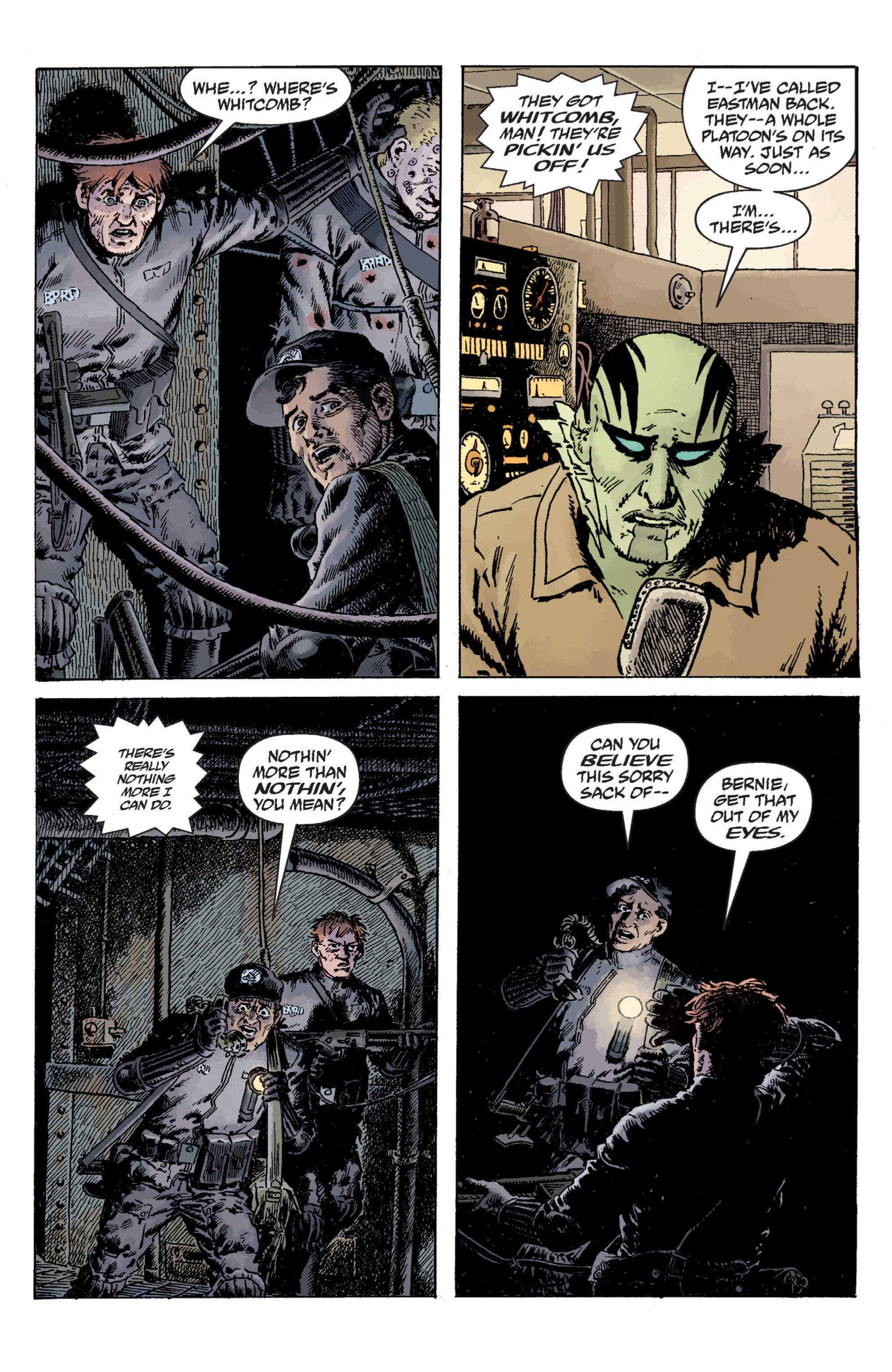 Read online B.P.R.D. (2003) comic -  Issue # TPB 12 - 76