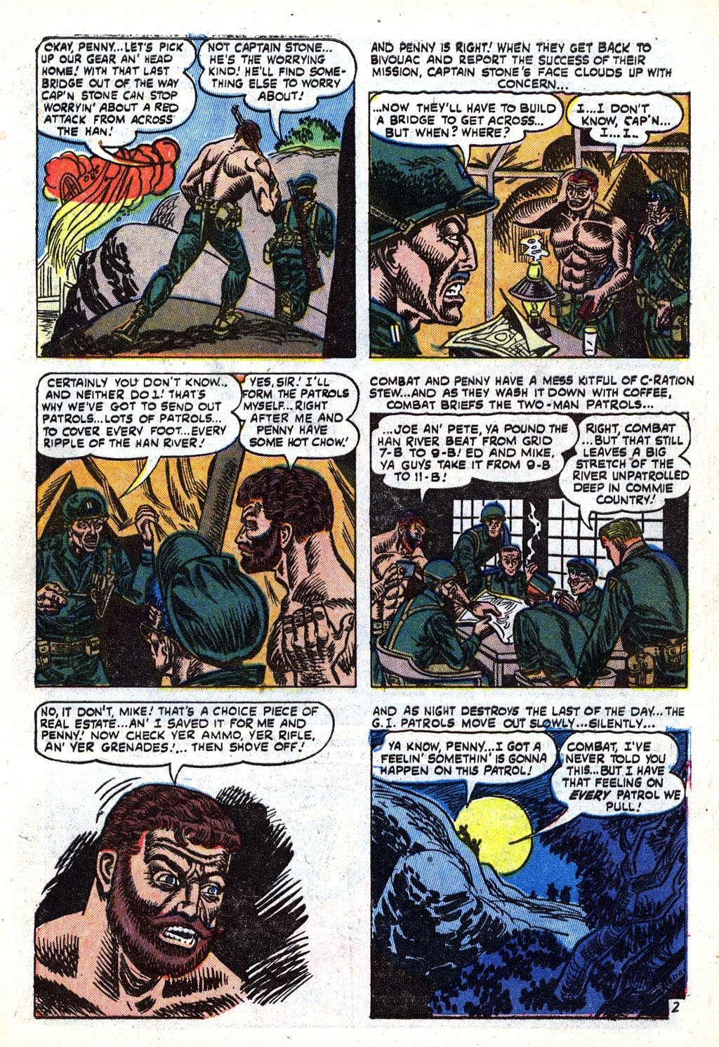Combat (1952) issue 11 - Page 4