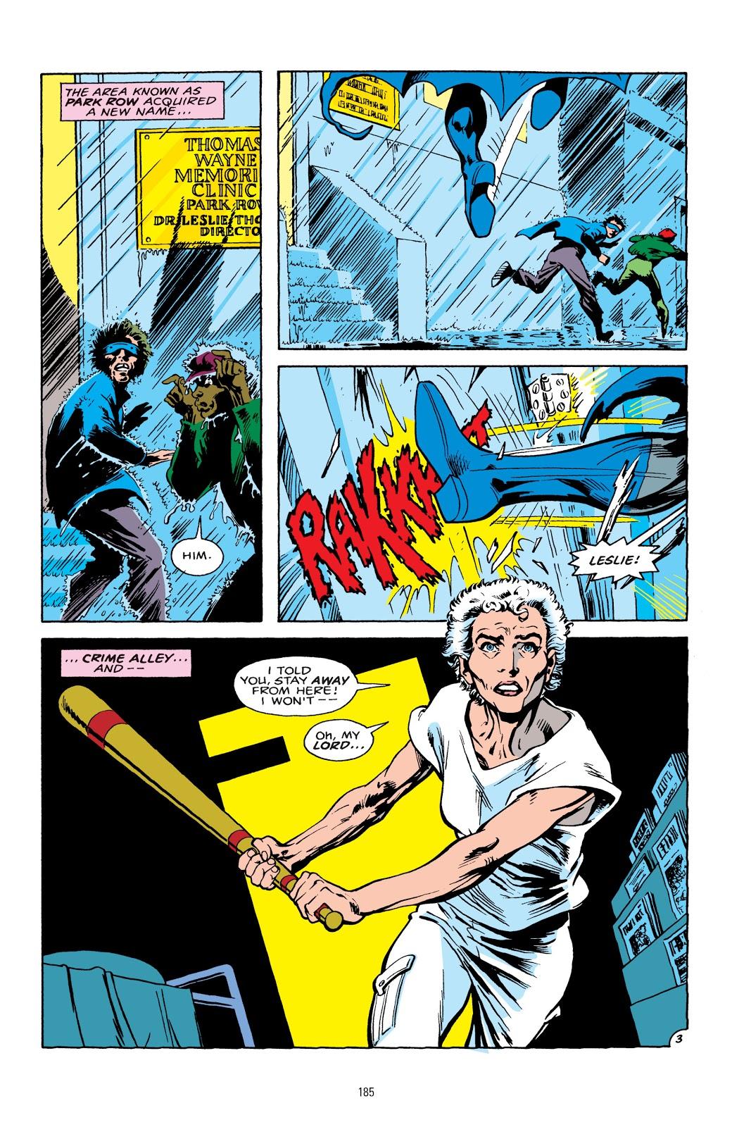 Read online Detective Comics (1937) comic -  Issue # _TPB Batman - The Dark Knight Detective 1 (Part 2) - 85