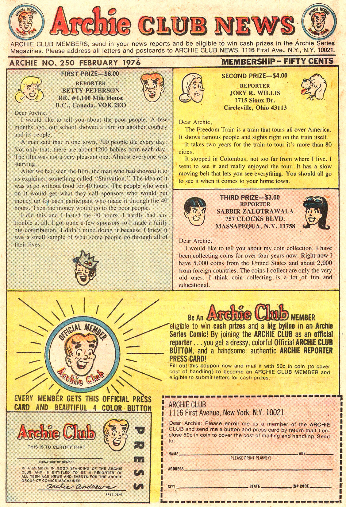 Read online Archie (1960) comic -  Issue #250 - 26
