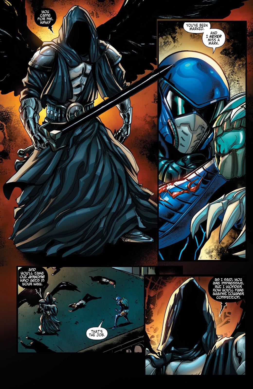 Read online Zodiac comic -  Issue #1 - 27