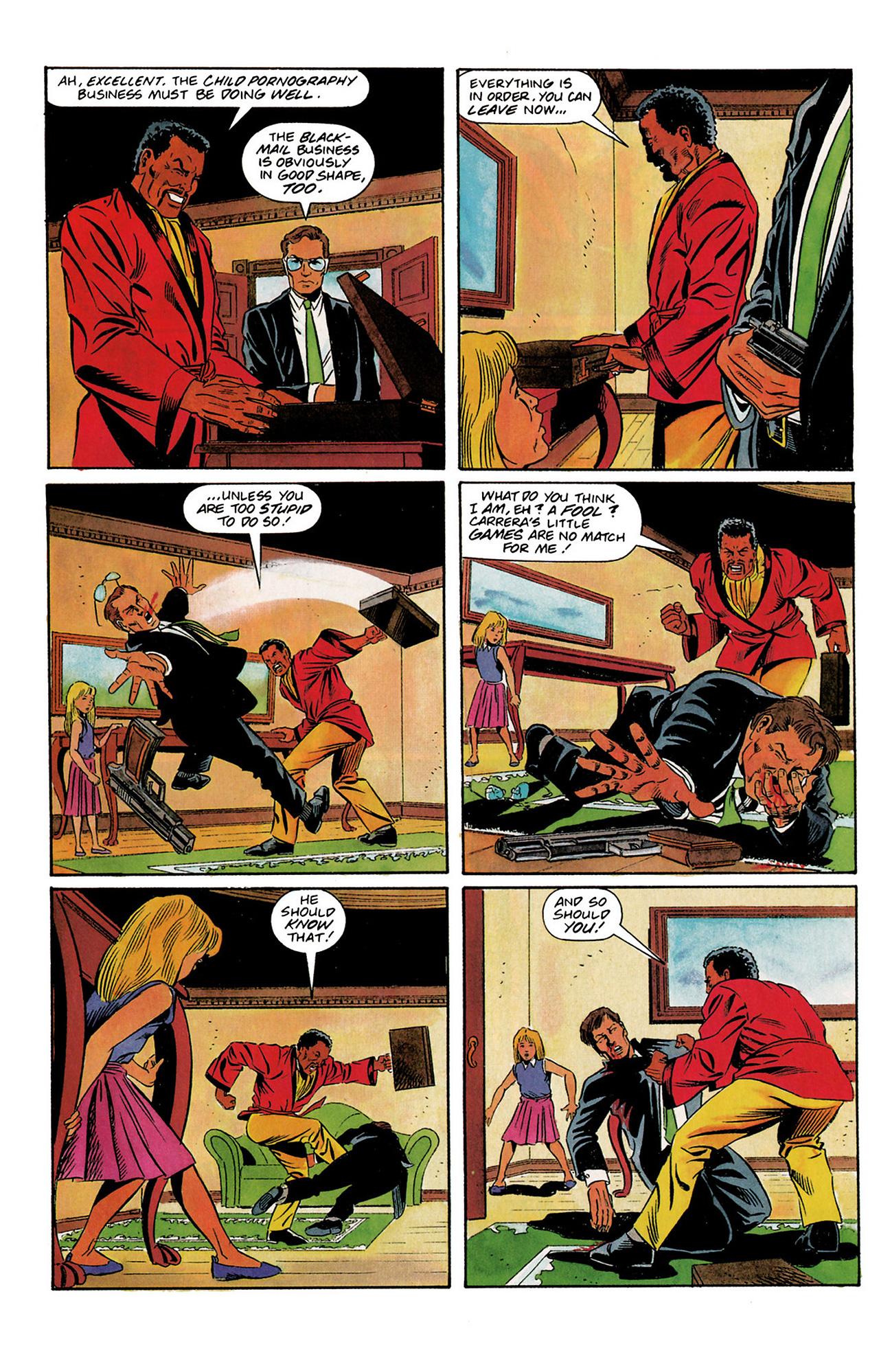 Read online Shadowman (1992) comic -  Issue #3 - 9