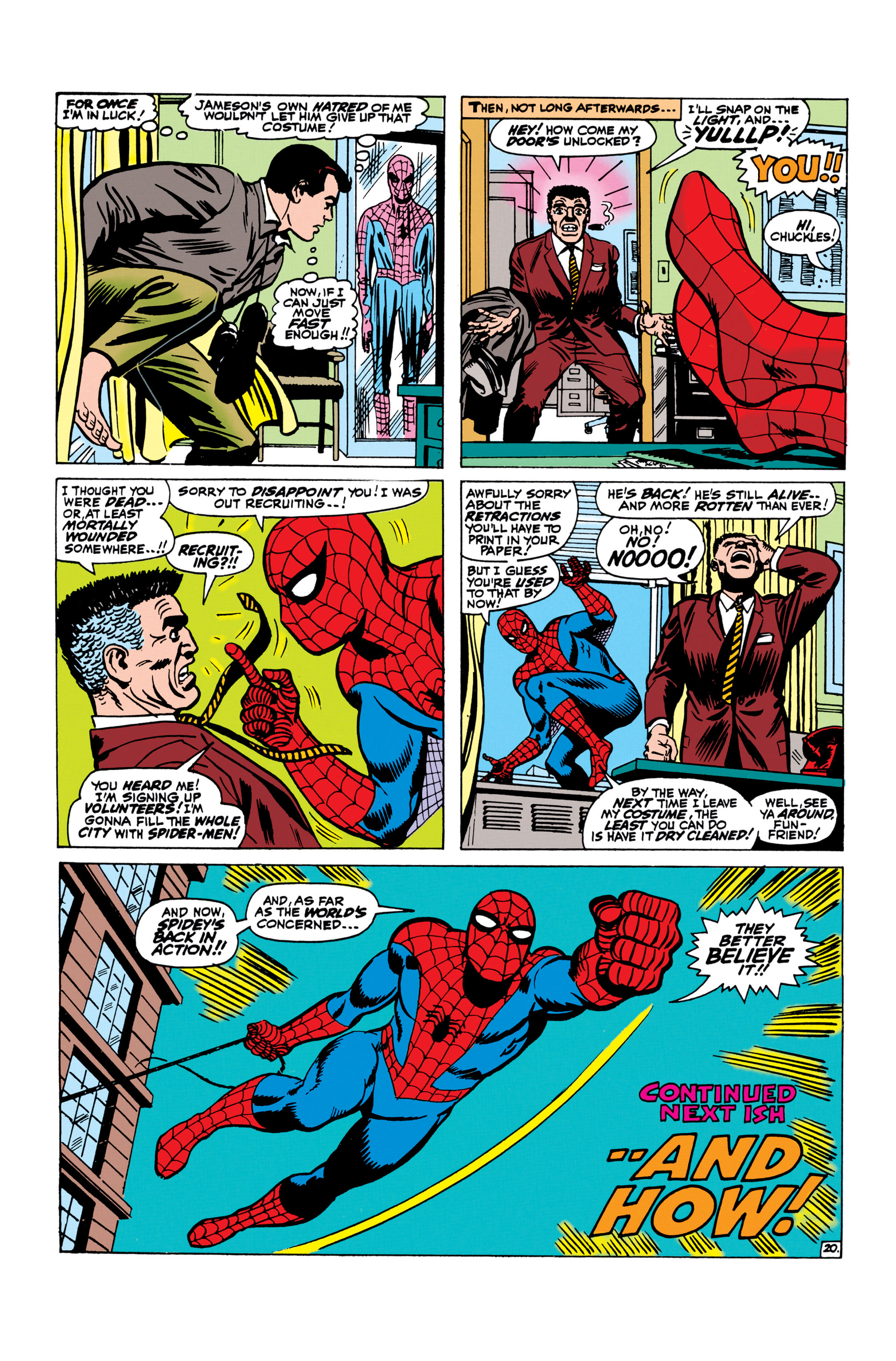 The Amazing Spider-Man (1963) 50 Page 20