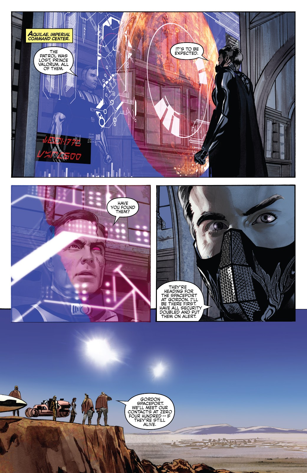 Read online Star Wars Legends: Infinities - Epic Collection comic -  Issue # TPB (Part 4) - 79