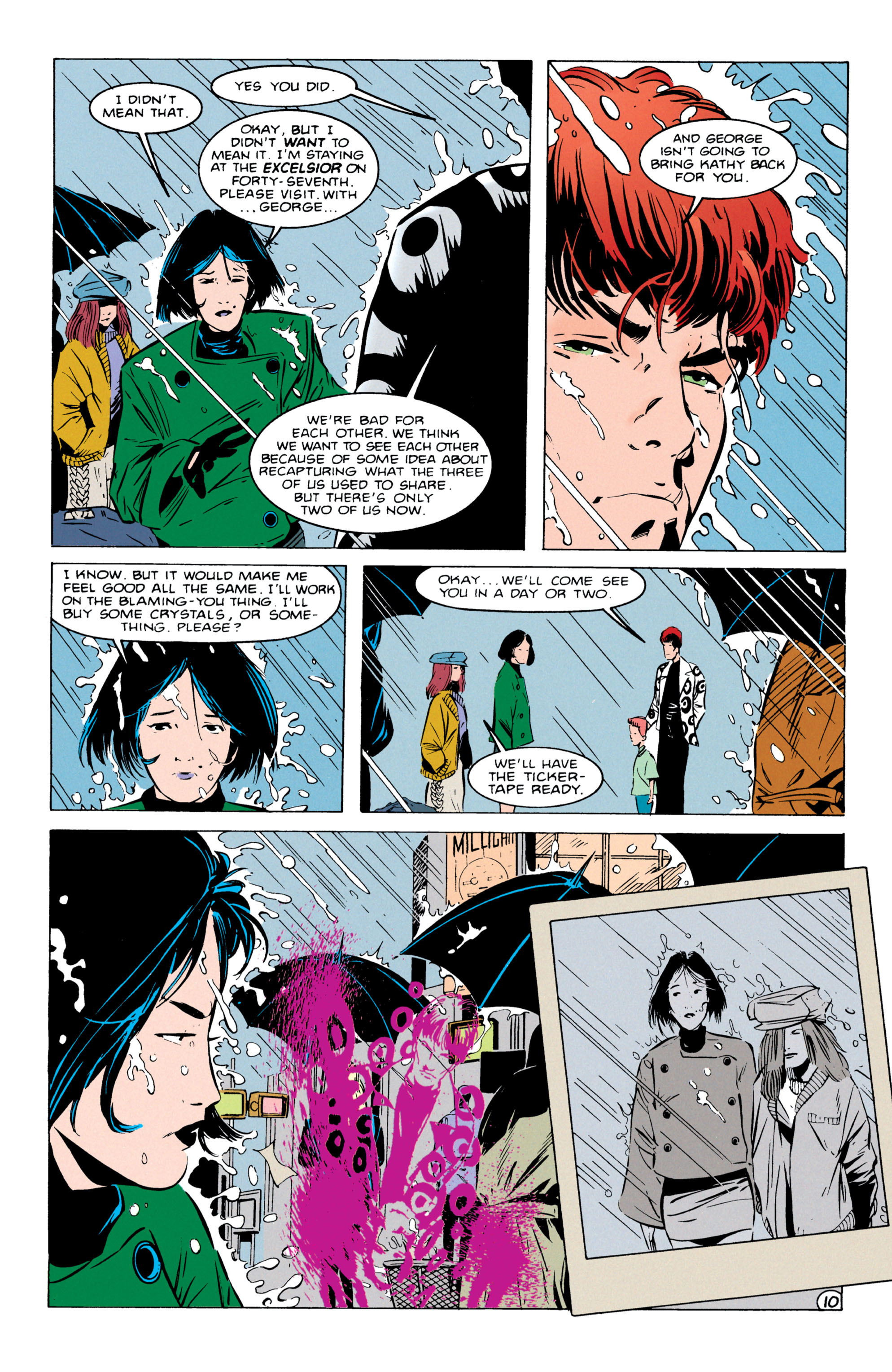 Read online Shade, the Changing Man comic -  Issue #55 - 11
