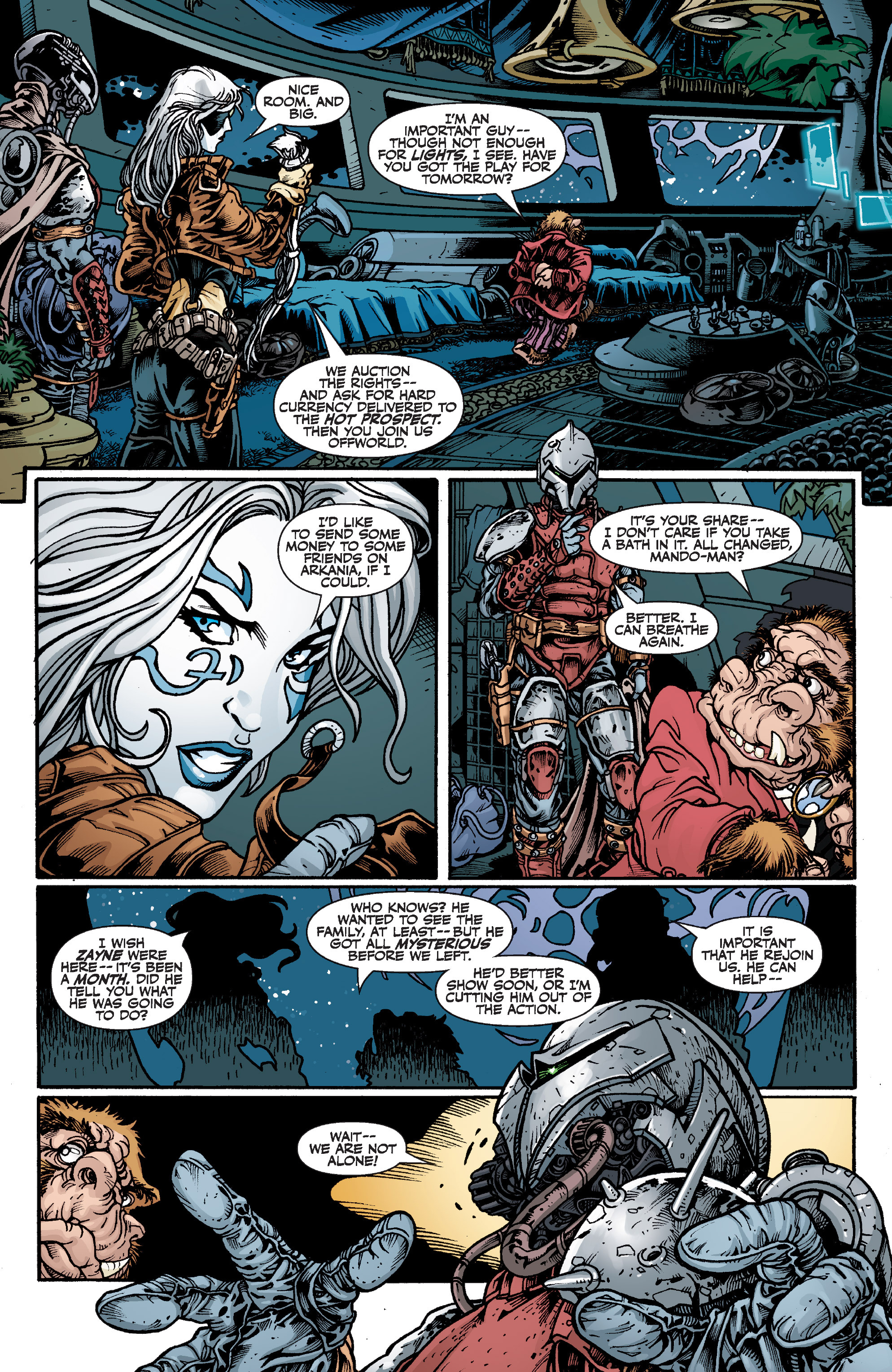 Read online Star Wars Omnibus comic -  Issue # Vol. 32 - 411