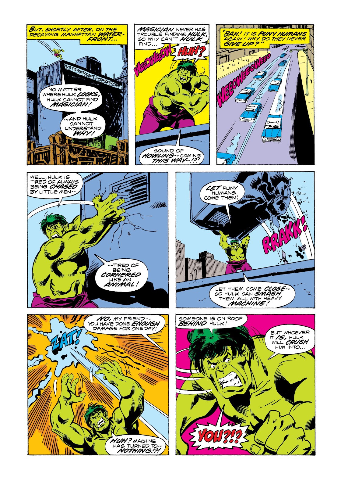 Read online Marvel Masterworks: The Incredible Hulk comic -  Issue # TPB 12 (Part 3) - 26