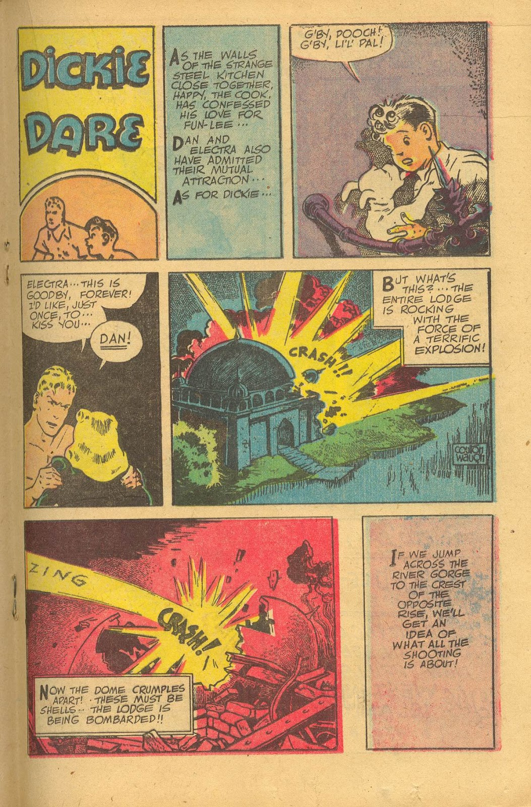 Read online Famous Funnies comic -  Issue #142 - 29