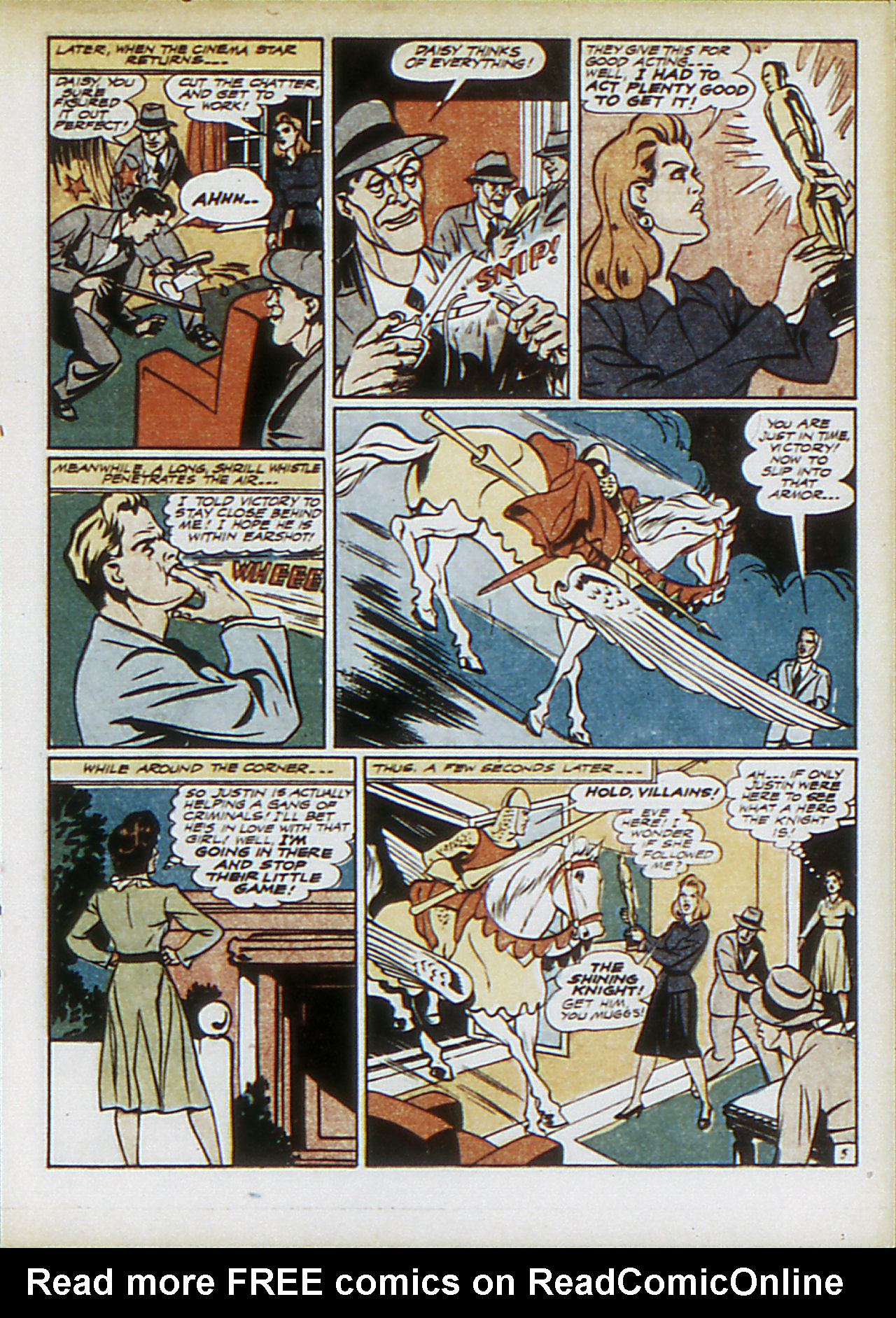 Read online Adventure Comics (1938) comic -  Issue #83 - 32