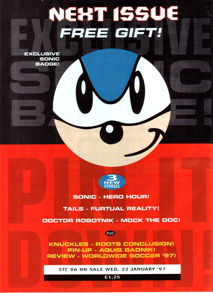 Read online Sonic the Comic comic -  Issue #95 - 28