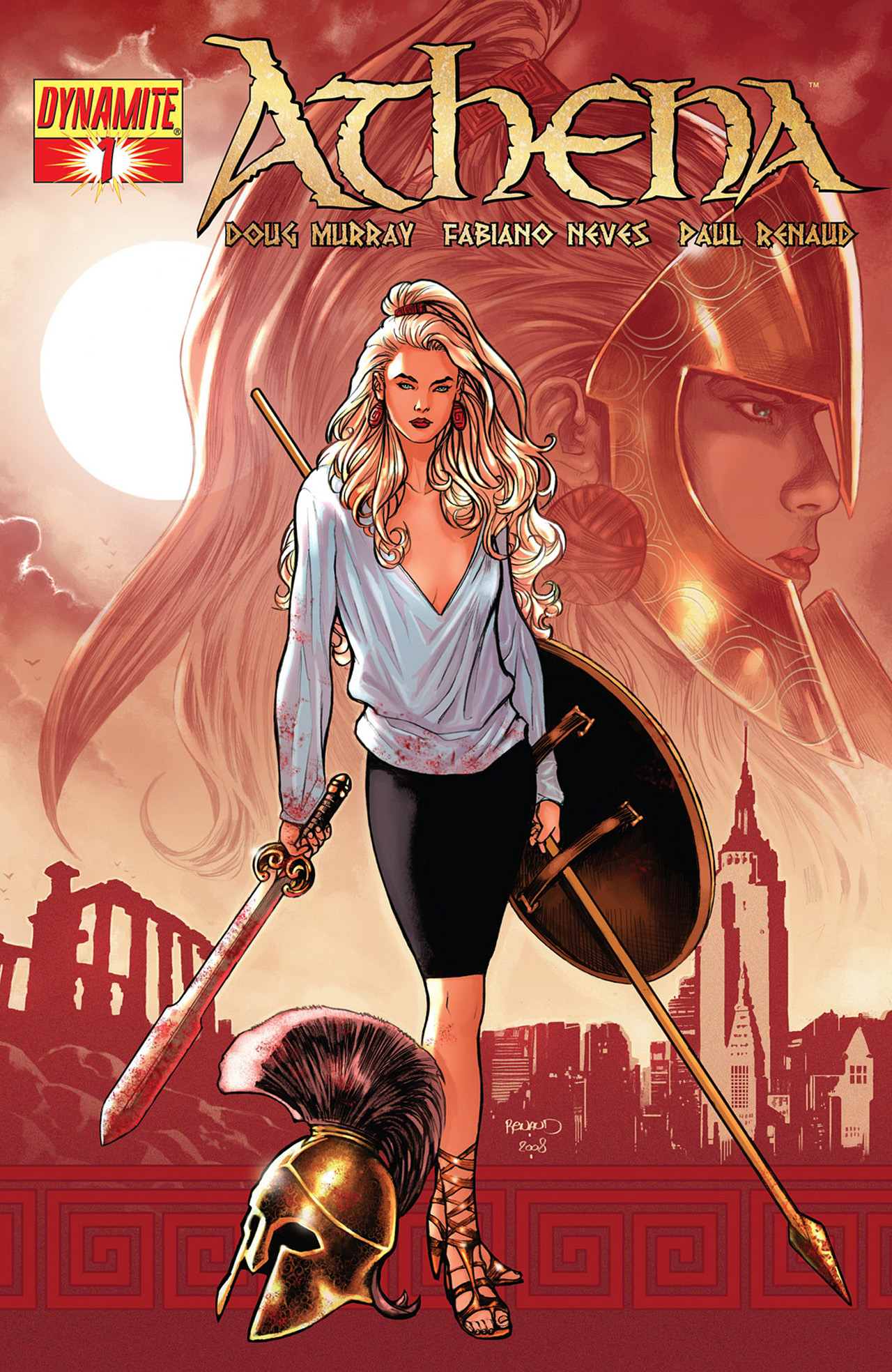 Athena 1 Page 1