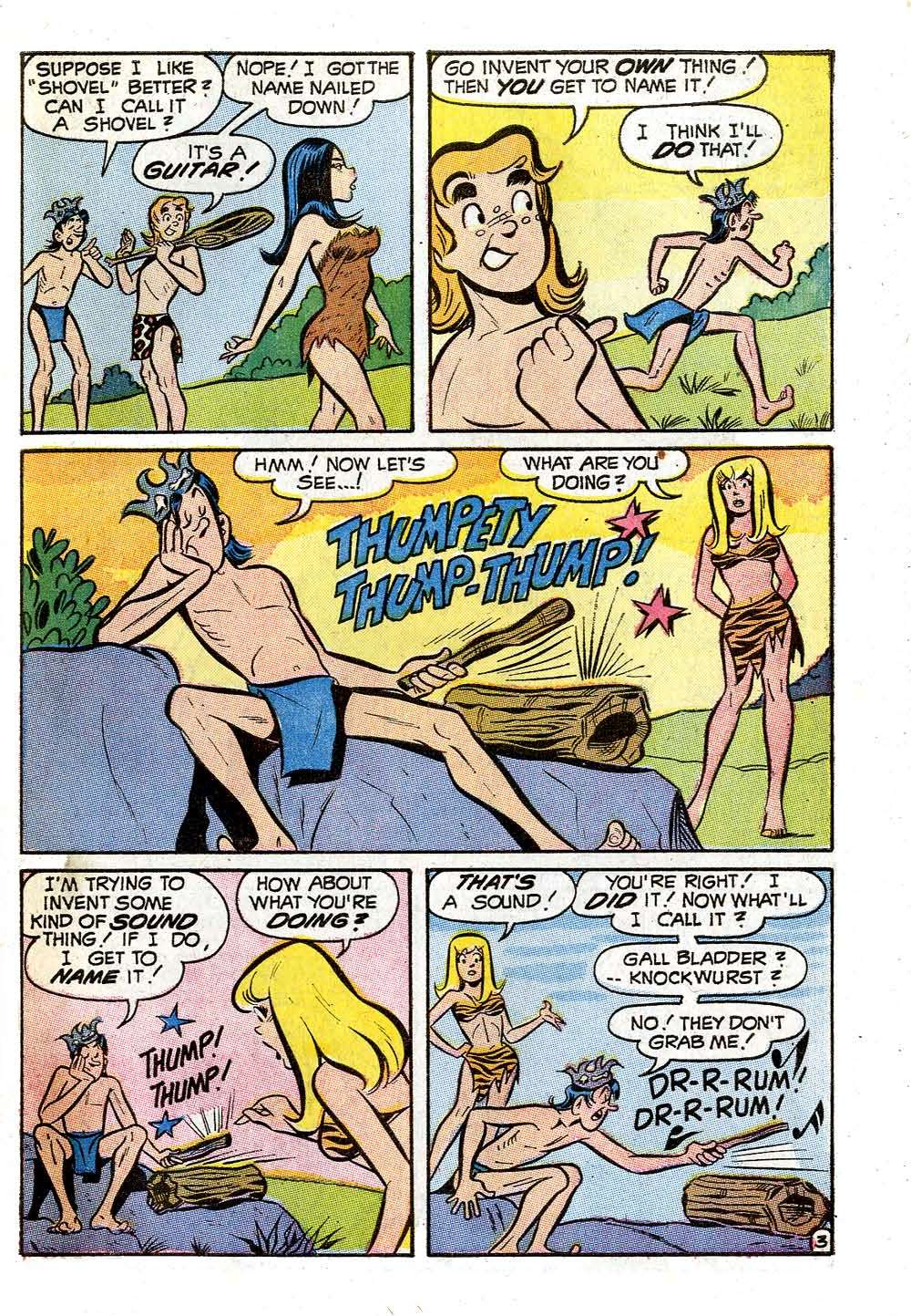 Read online Archie (1960) comic -  Issue #208 - 31