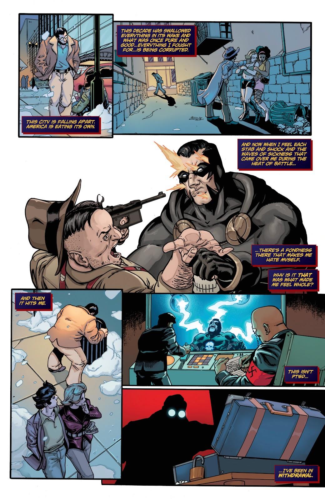 Read online Black Terror (2019) comic -  Issue # Full - 14