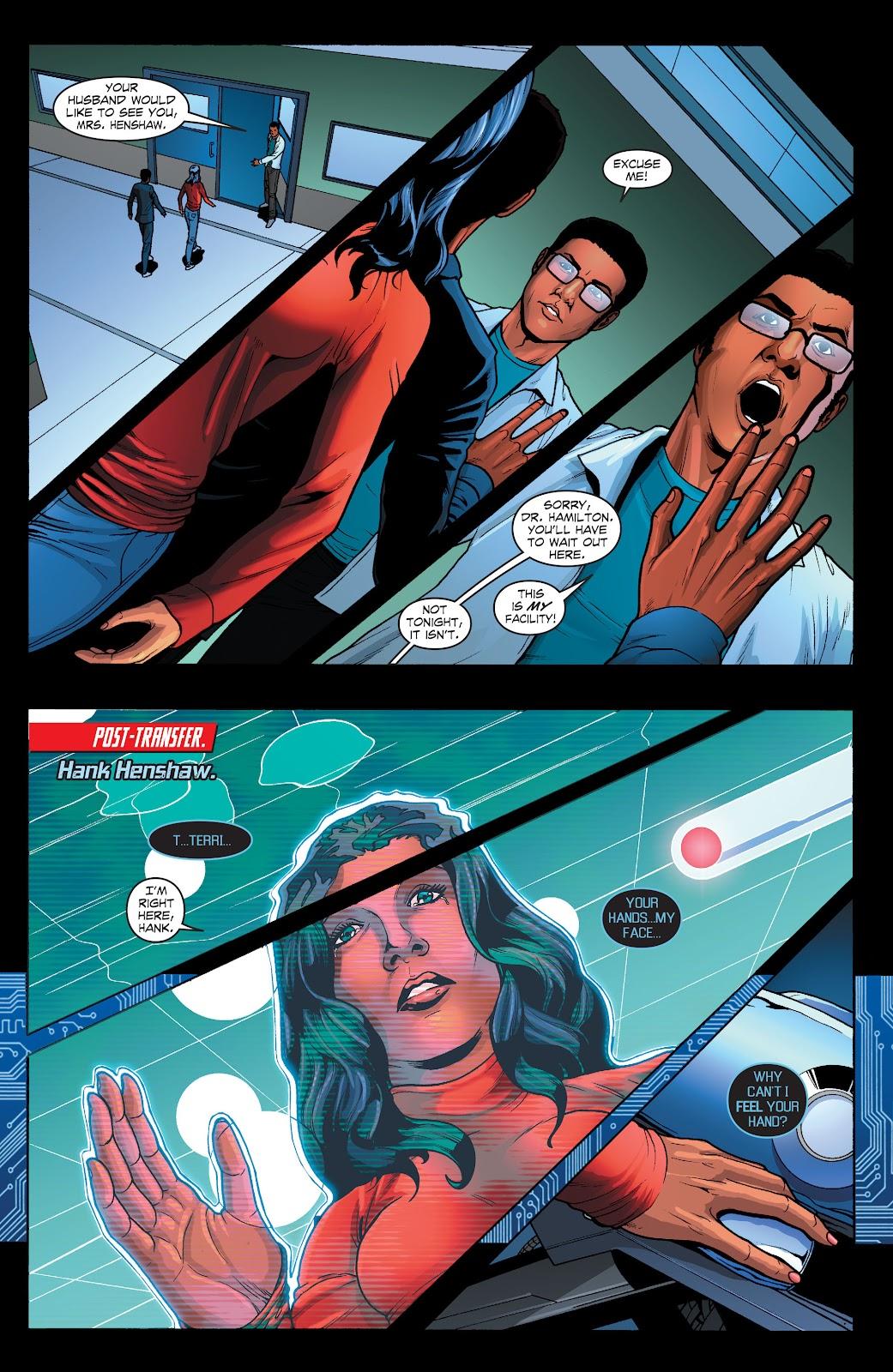 Read online Smallville Season 11 [II] comic -  Issue # TPB 1 - 98