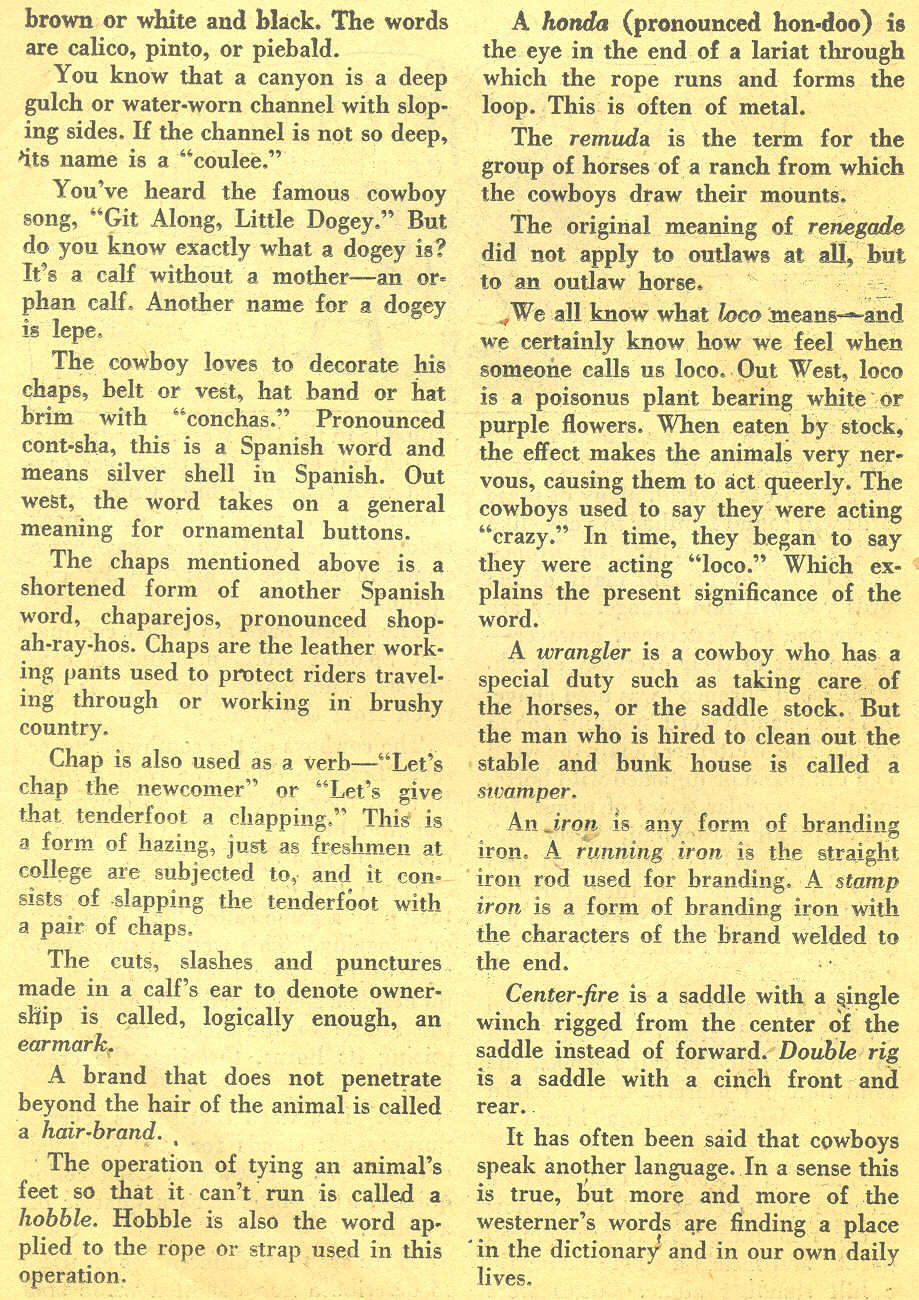 Read online All-Star Western (1951) comic -  Issue #88 - 26